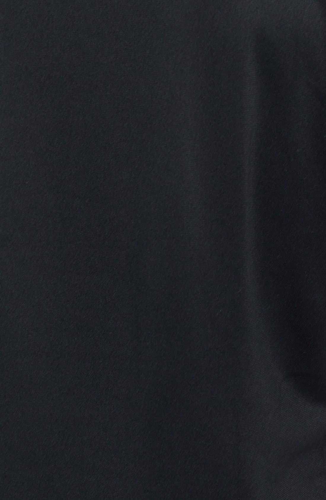 Alternate Image 3  - Nike Half Zip Dri-FIT Hoodie