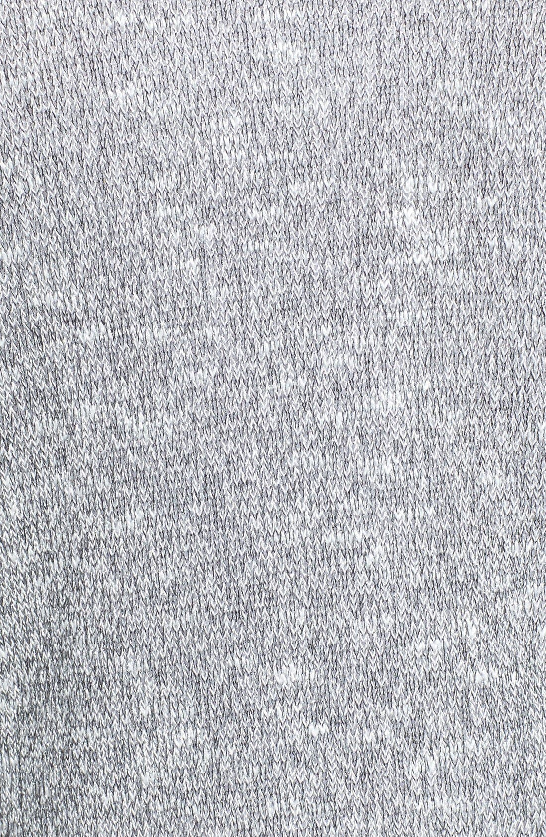 Alternate Image 3  - C & C California Shimmering Drape Neck Top