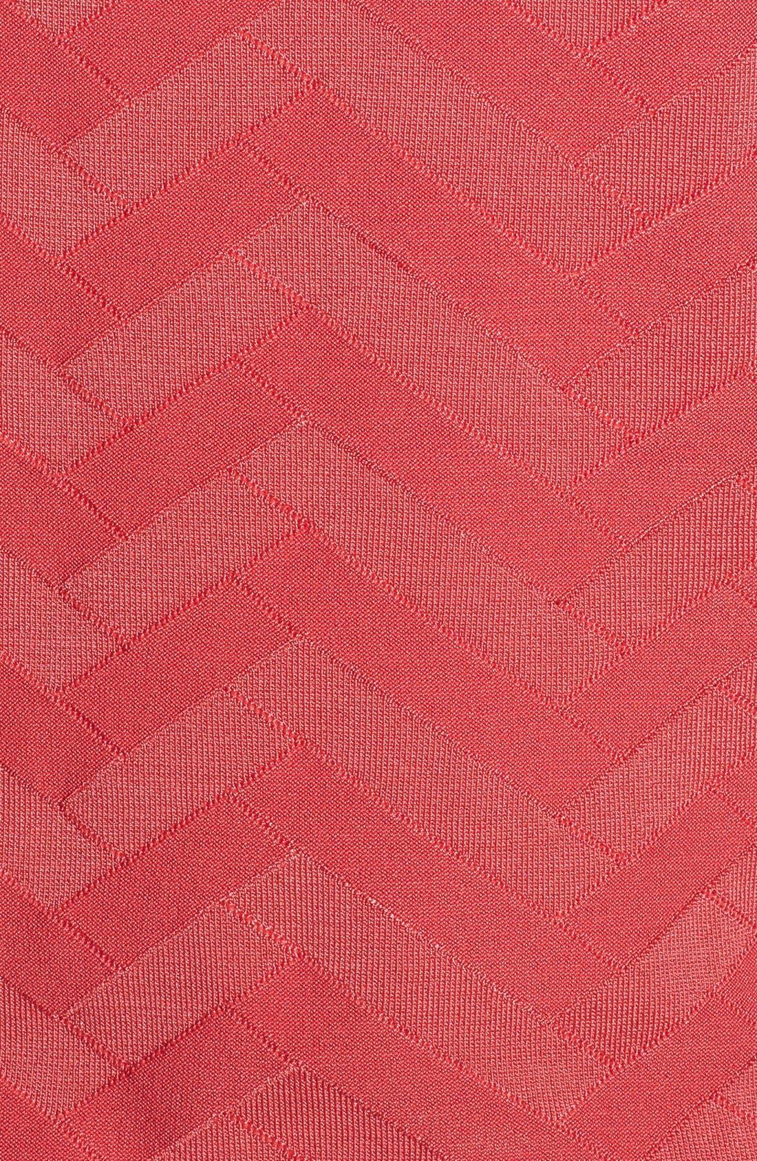 Alternate Image 3  - Classiques Entier® 'Rayana' Chevron Pullover Sweater