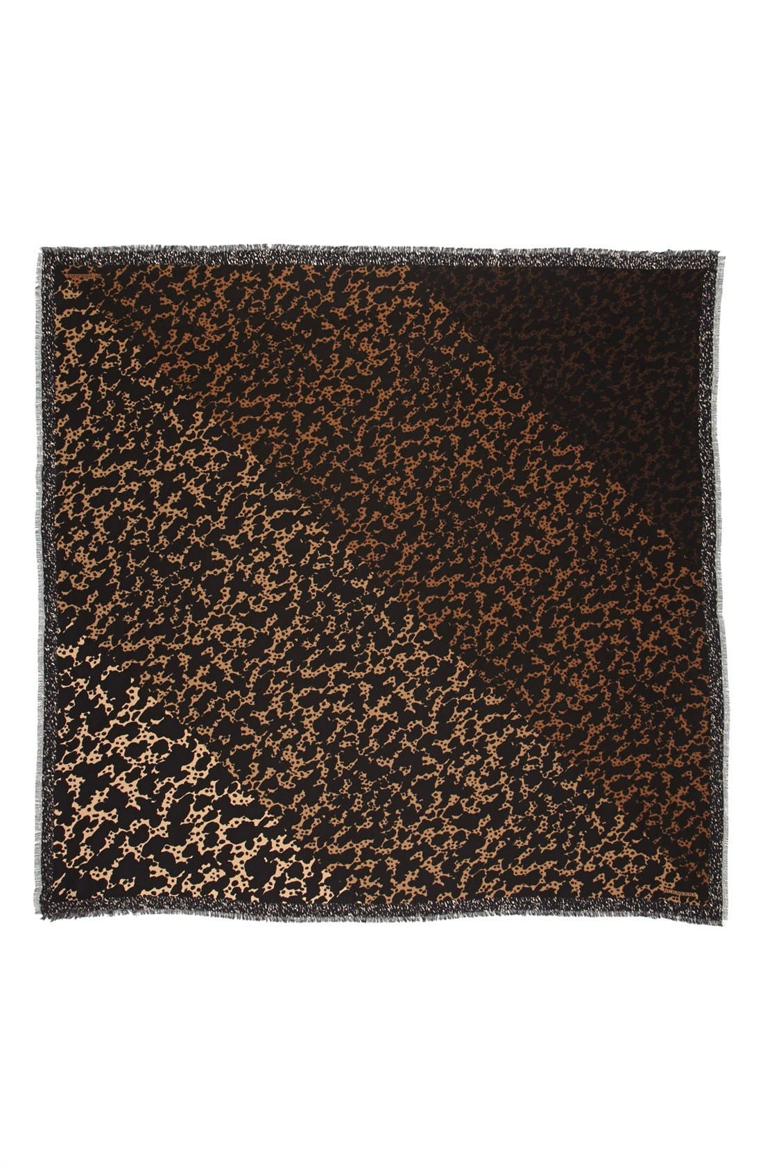 Alternate Image 2  - Burberry Animal Print Scarf