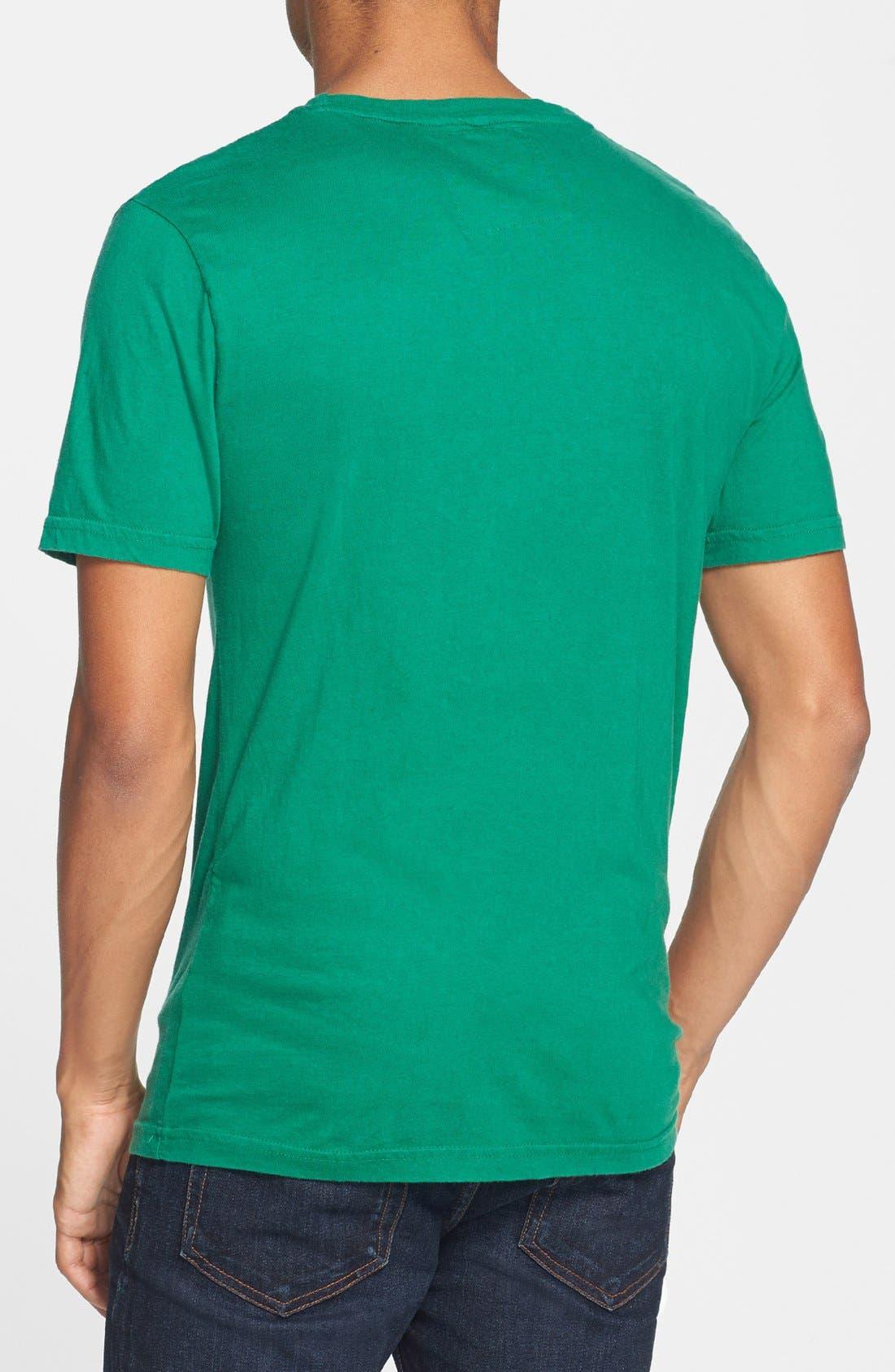Alternate Image 2  - Red Jacket 'Brass Tacks - Guinness' Cotton T-Shirt