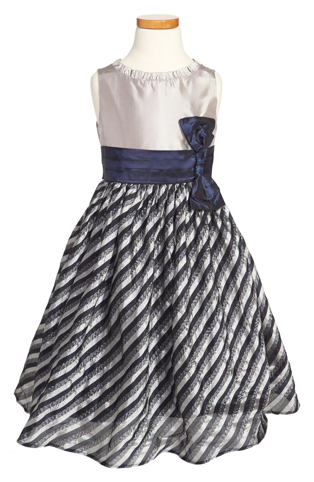 Alternate Image 1 Selected - Dorissa Sleeveless Party Dress (Little Girls)
