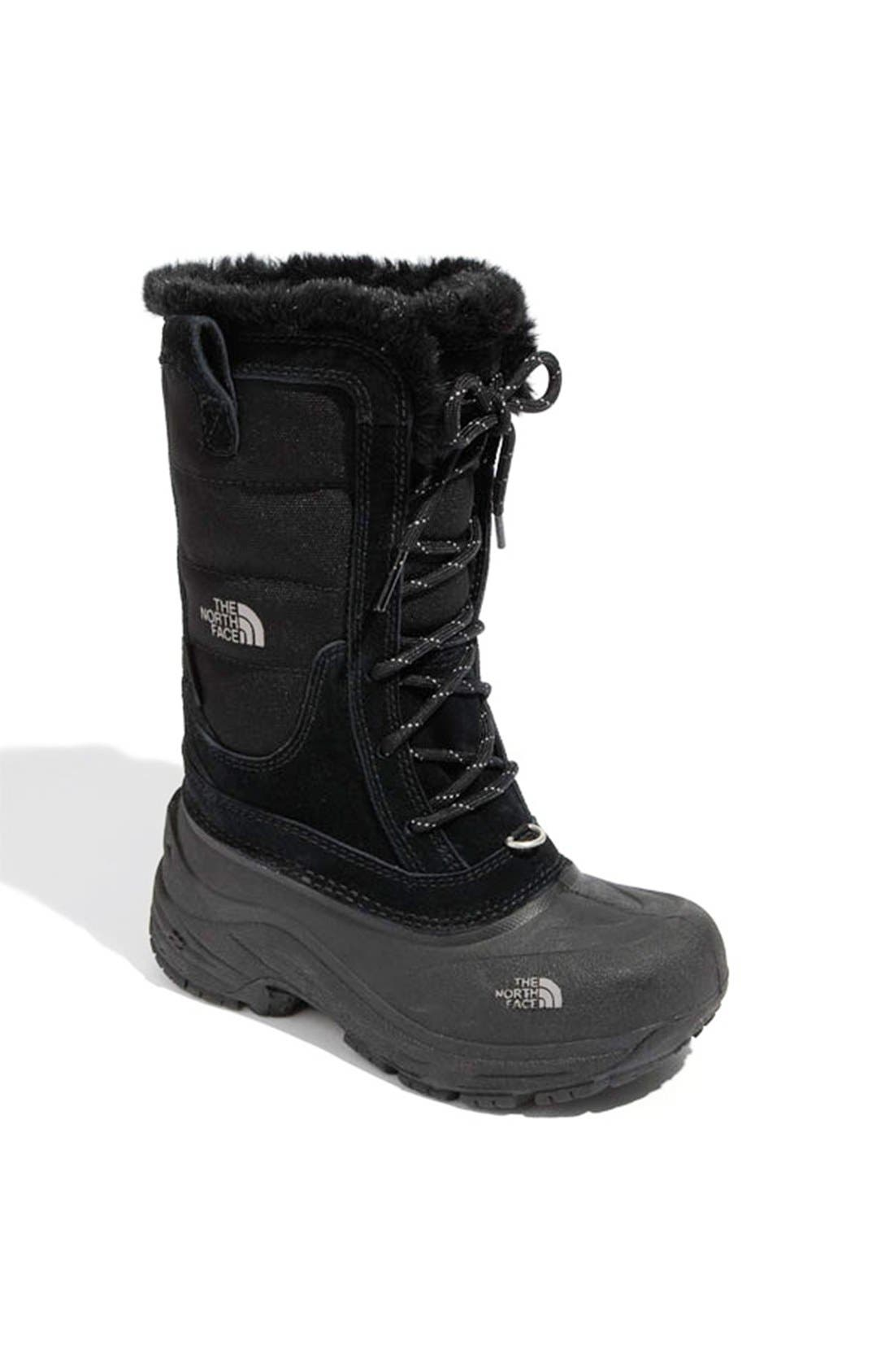 Alternate Image 1 Selected - The North Face 'Shellista' Boot (Toddler, Little Kid & Big Kid)