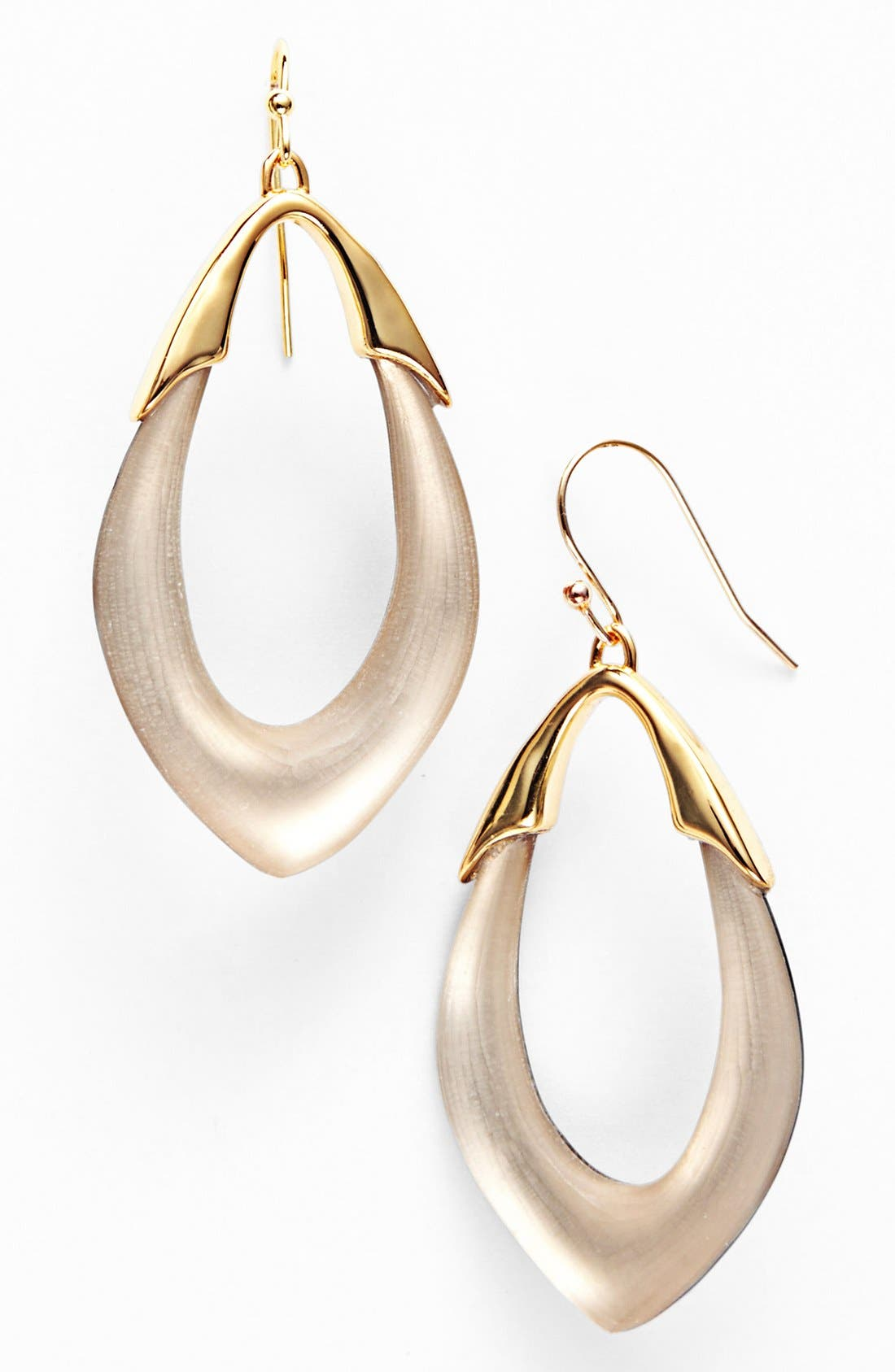 Alternate Image 1 Selected - Alexis Bittar 'Lucite® - Neo Bohemian' Open Drop Earrings (Nordstrom Exclusive)