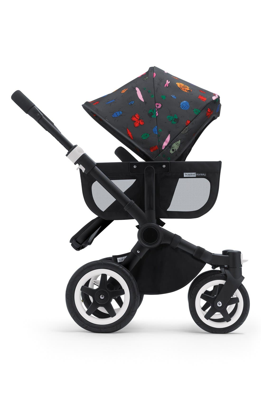 Main Image - Bugaboo 'Donkey - Happy Bug by Andy Warhol' Stroller Tailored Fabric Set