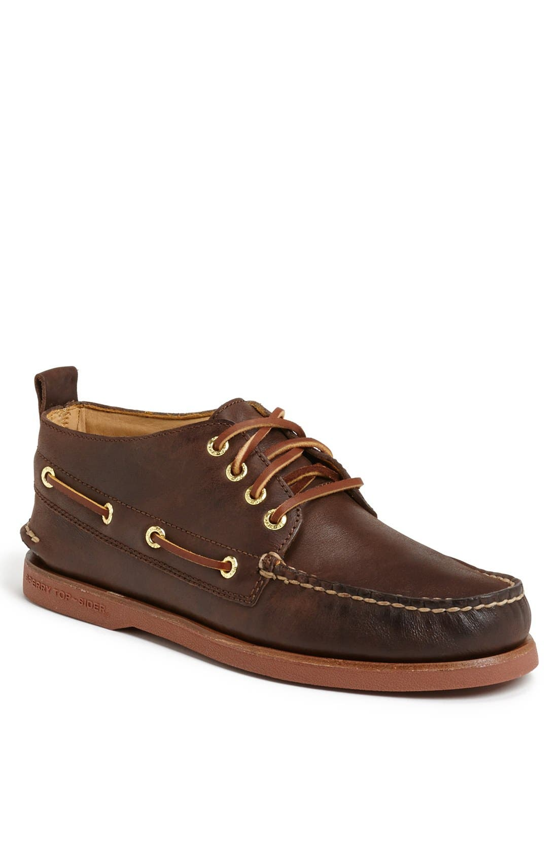 Alternate Image 1 Selected - Sperry Top-Sider® 'Gold Cup' Chukka Boot