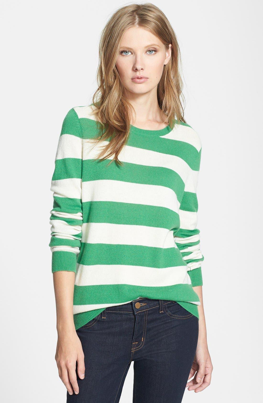 Alternate Image 1 Selected - Joie 'Valera B' Stripe Sweater