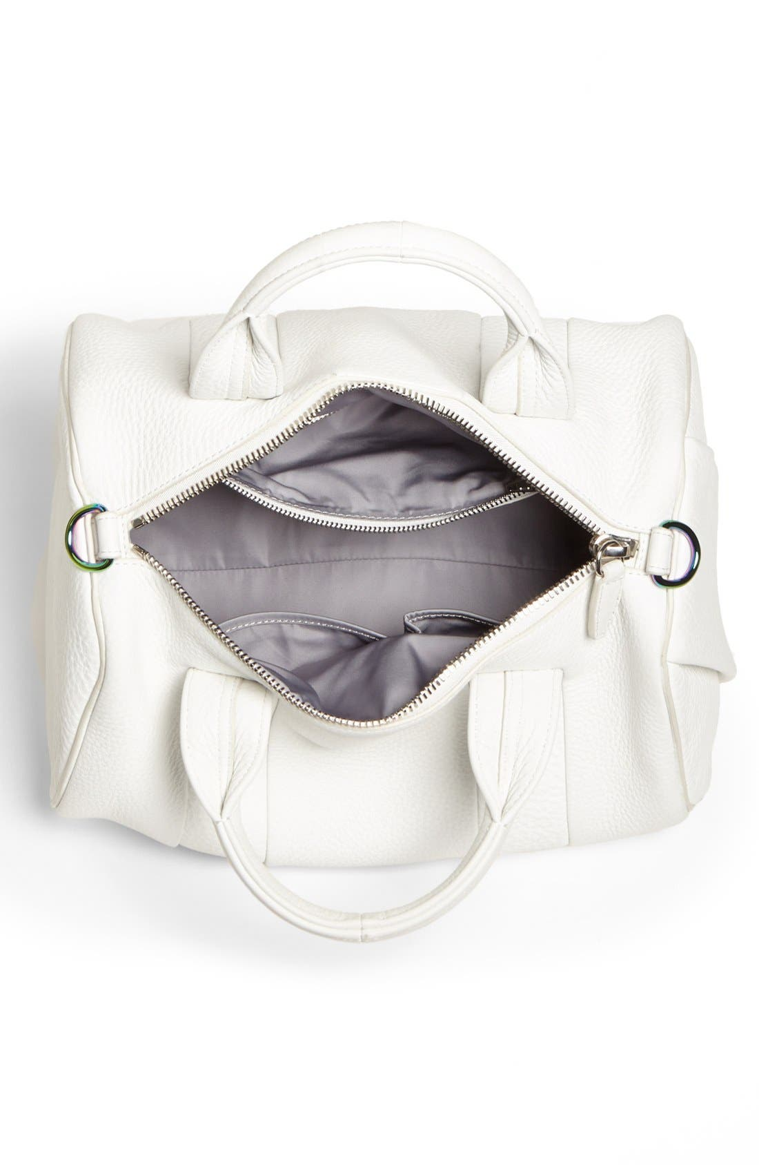 Alternate Image 2  - Alexander Wang 'Rocco - Iridescent' Leather Satchel