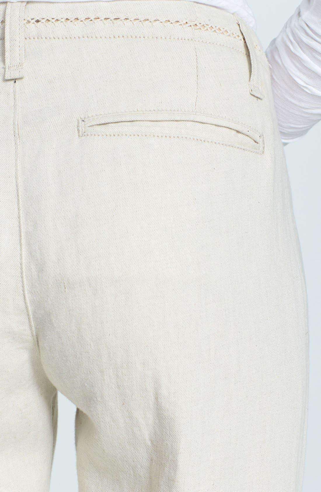 Alternate Image 3  - rag & bone/JEAN 'Separating Portobello' Open Detail Pants