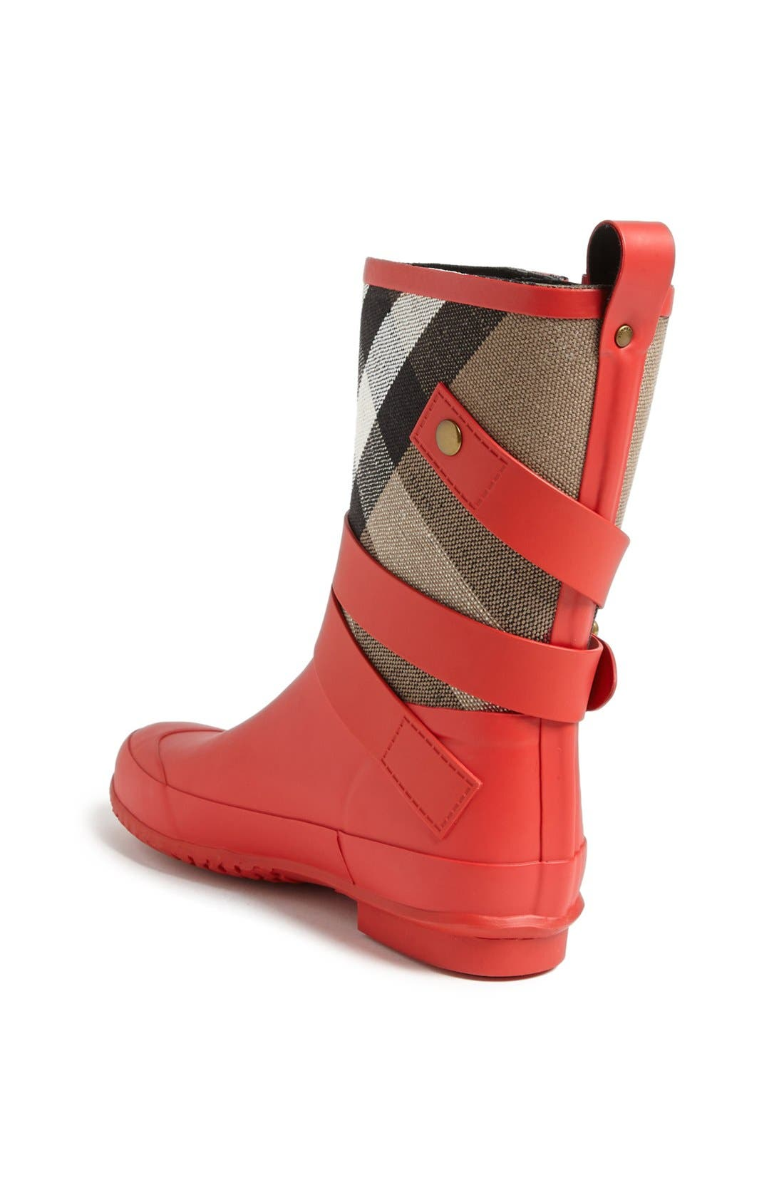 Alternate Image 2  - Burberry 'Holloway' Rain Boot (Women)