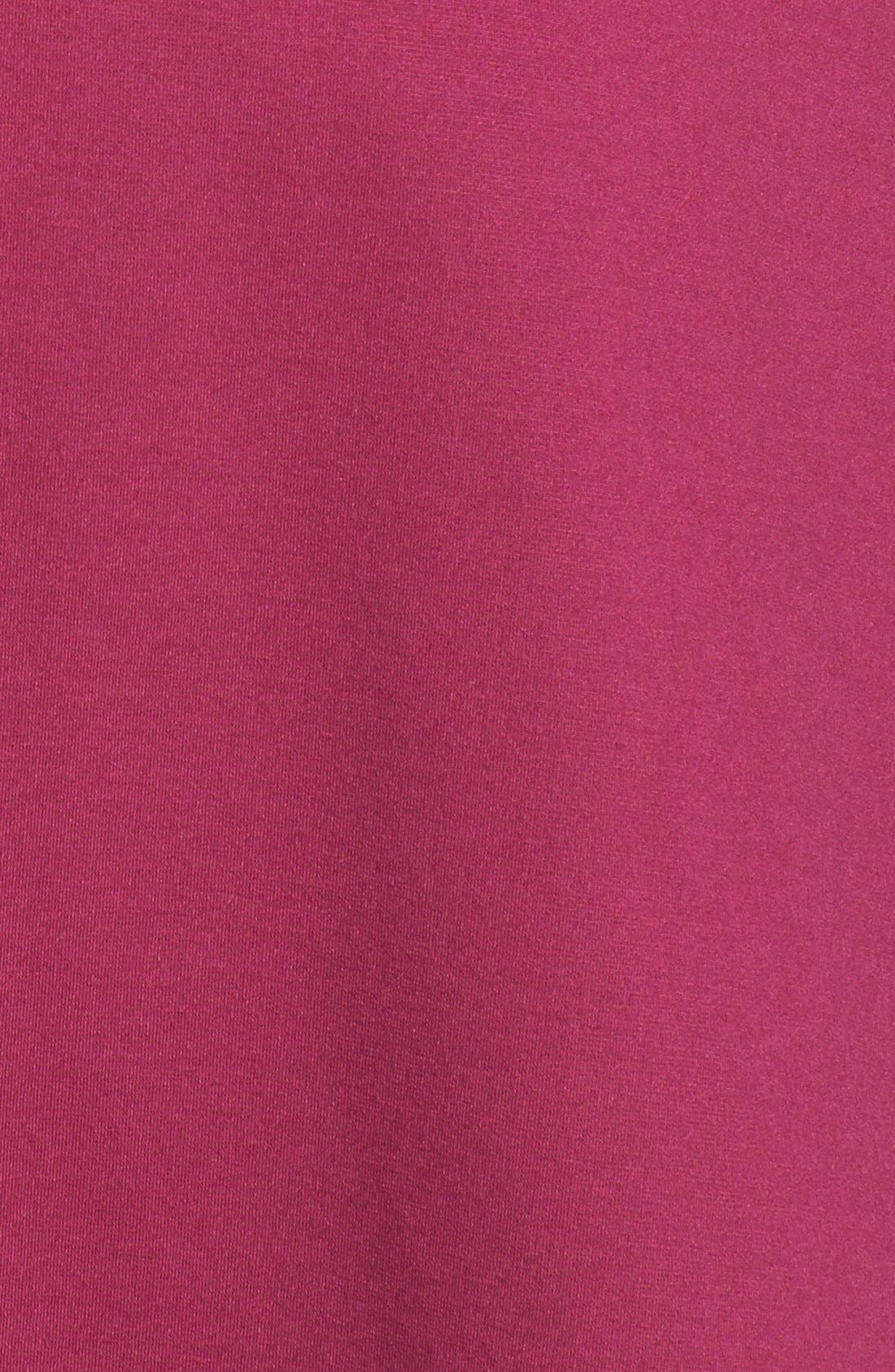 Alternate Image 3  - Jessica Simpson Lace Yoke Ponte Fit & Flare Dress