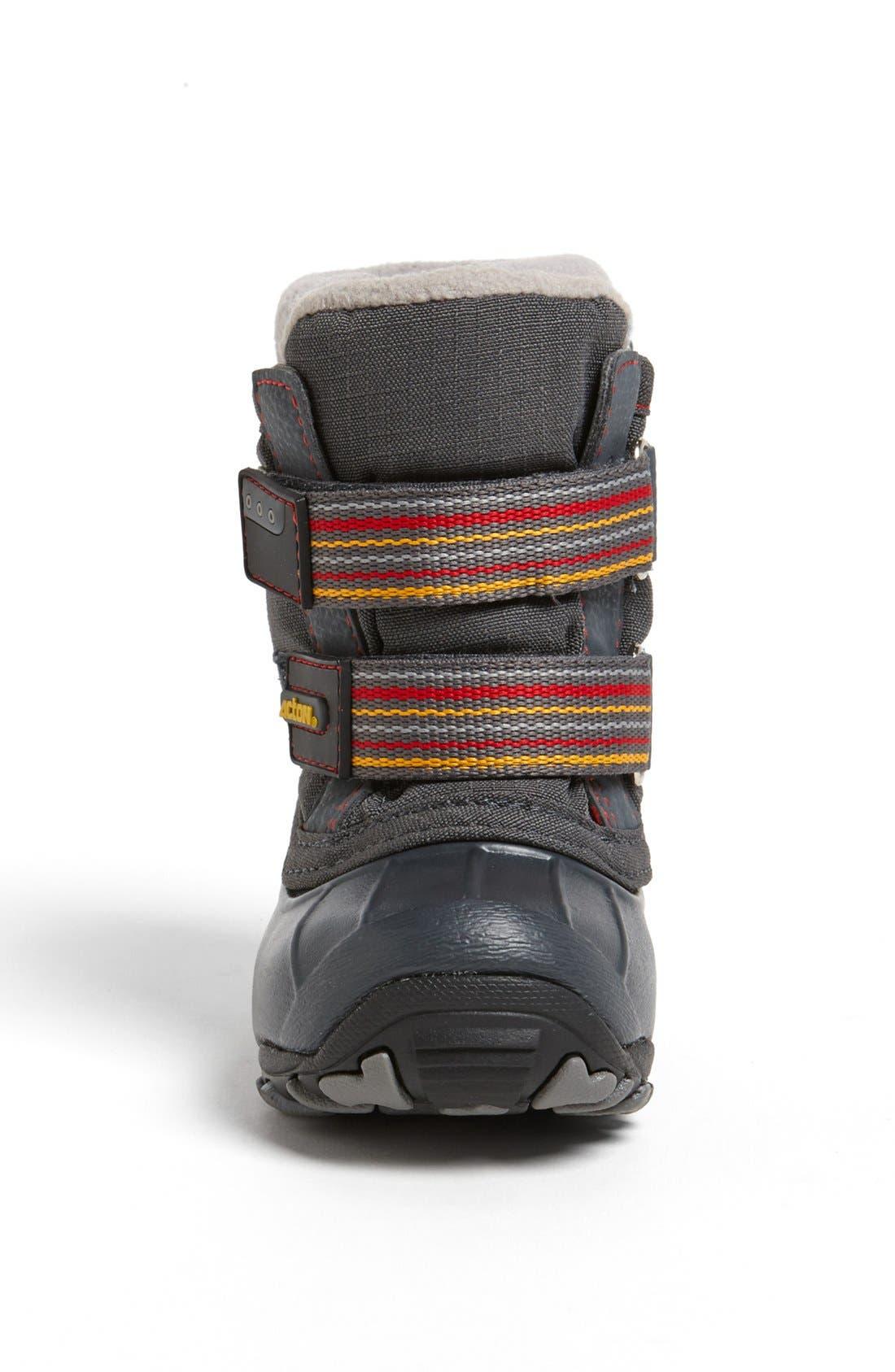 Alternate Image 3  - Acton 'Lullaby' Waterproof Winter Boot (Walker & Toddler)