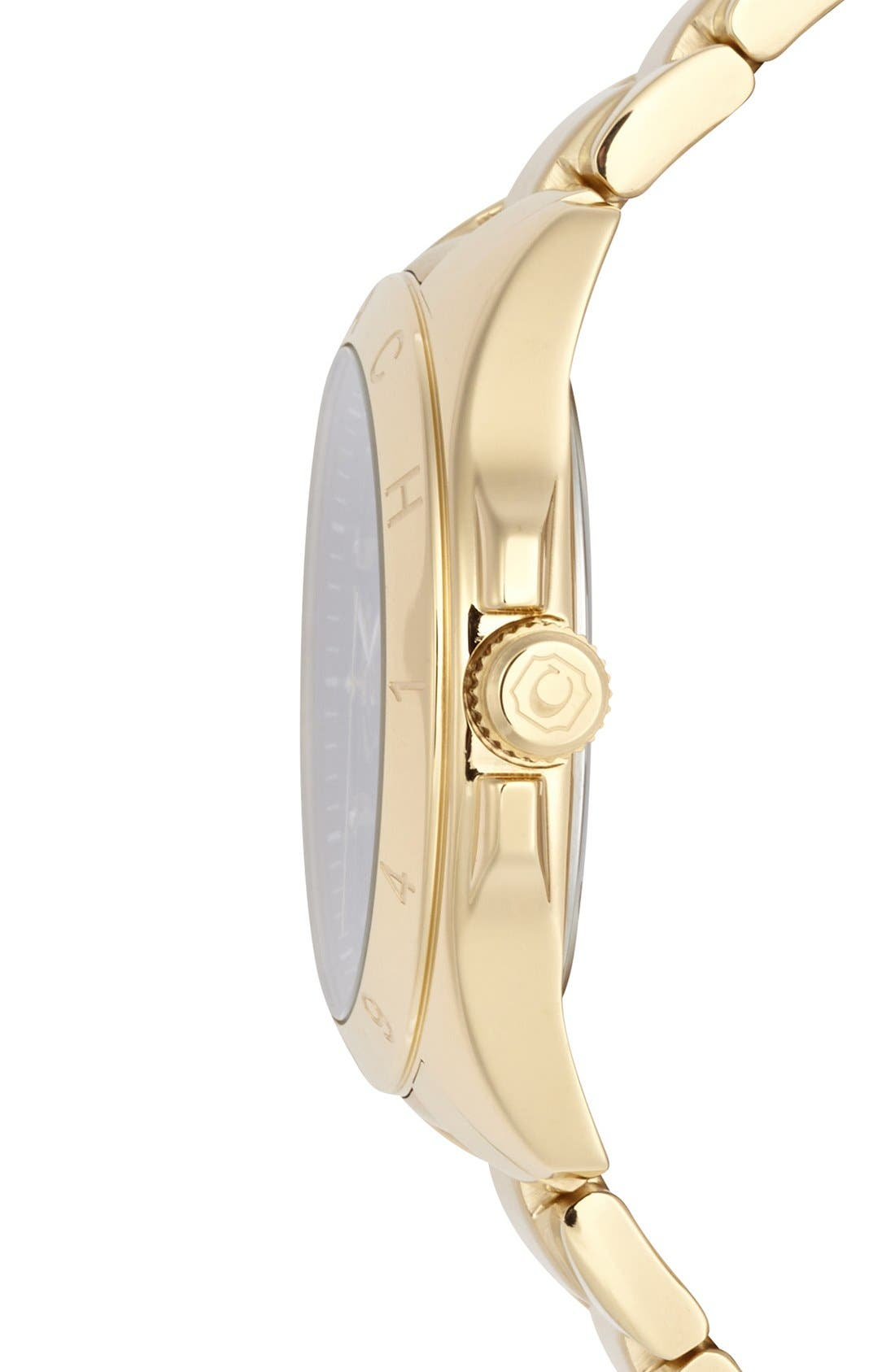 Alternate Image 3  - COACH 'Tristen' Multi Eye Dial Bracelet Watch, 36mm