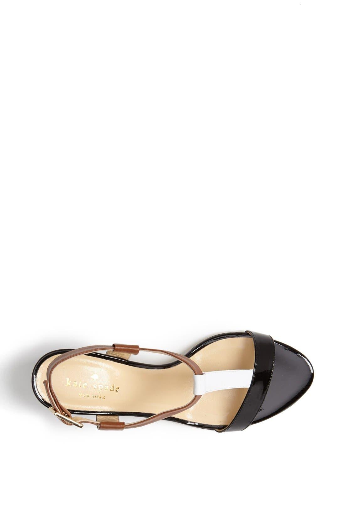 Alternate Image 3  - kate spade new york 'aisha' sandal