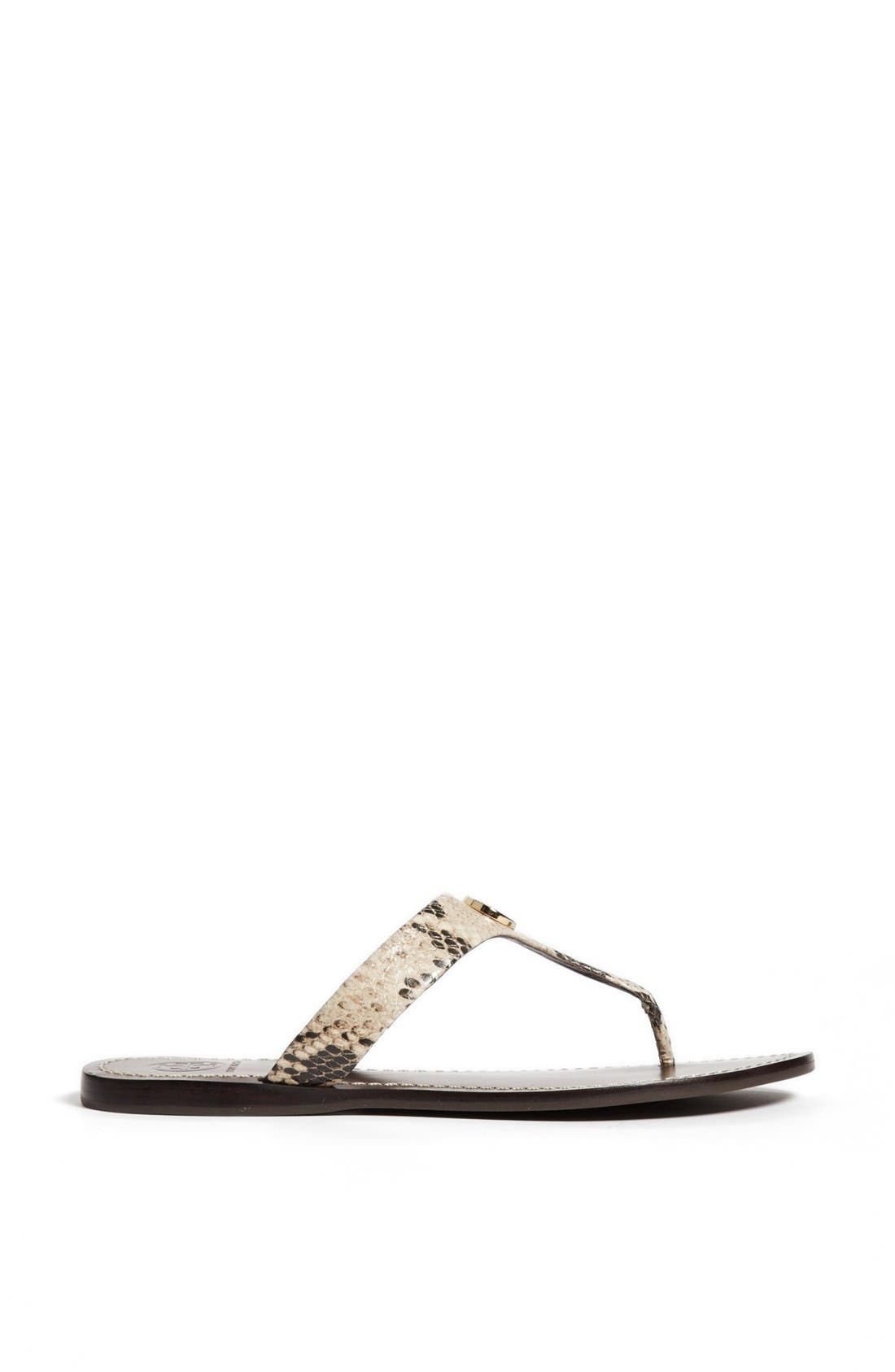 Alternate Image 4  - Tory Burch 'Cameron' Thong Sandal