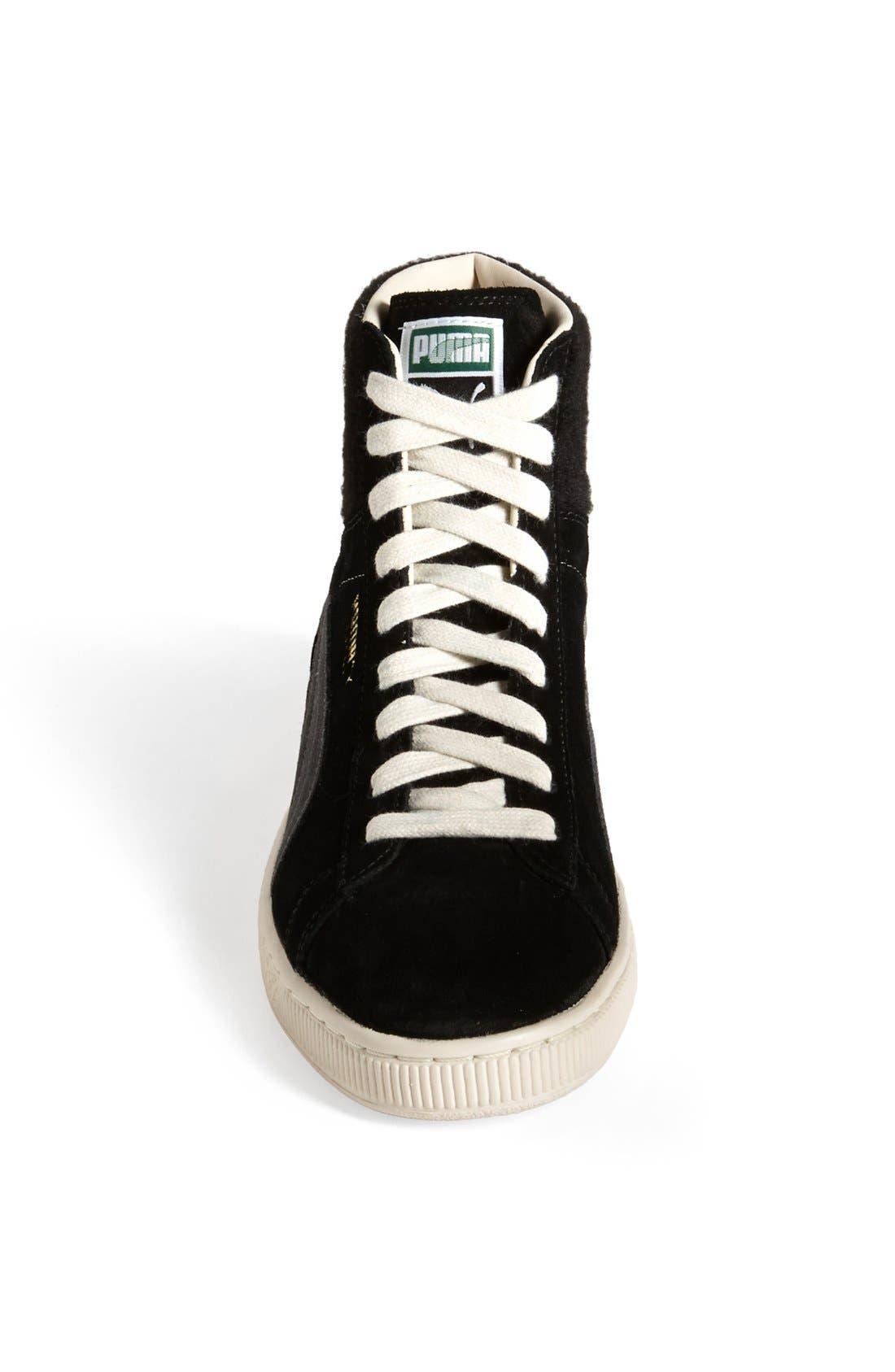 Alternate Image 3  - PUMA 'Suede City Mid' Sneaker