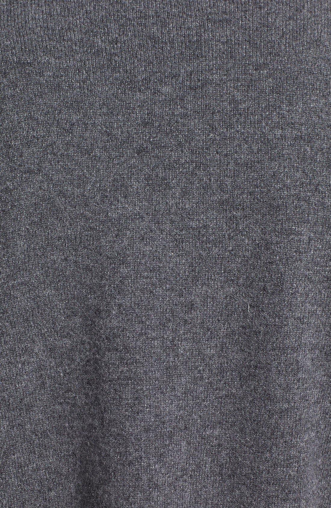 Alternate Image 3  - Halogen® Wool & Cashmere Shrug (Regular & Petite)