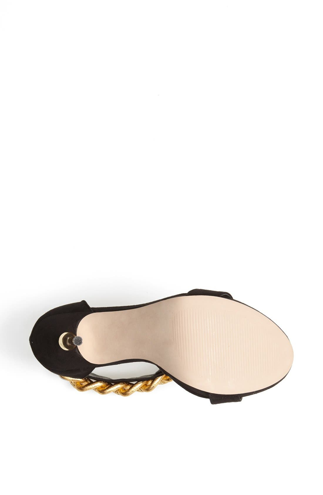 Alternate Image 4  - Carvela Kurt Geiger 'Glib' Ankle Strap Sandal