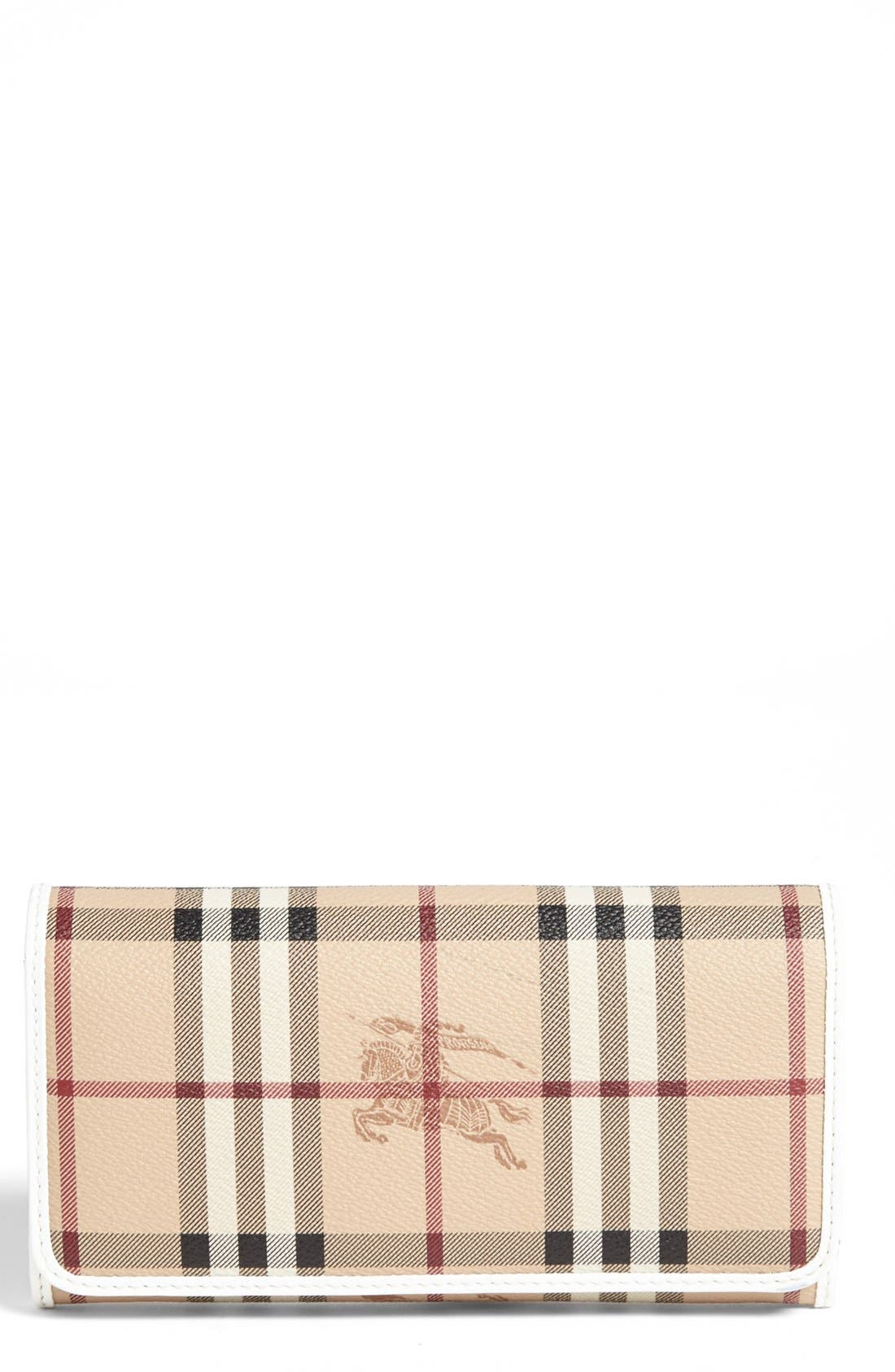 Main Image - Burberry 'Penrose' Continental Wallet