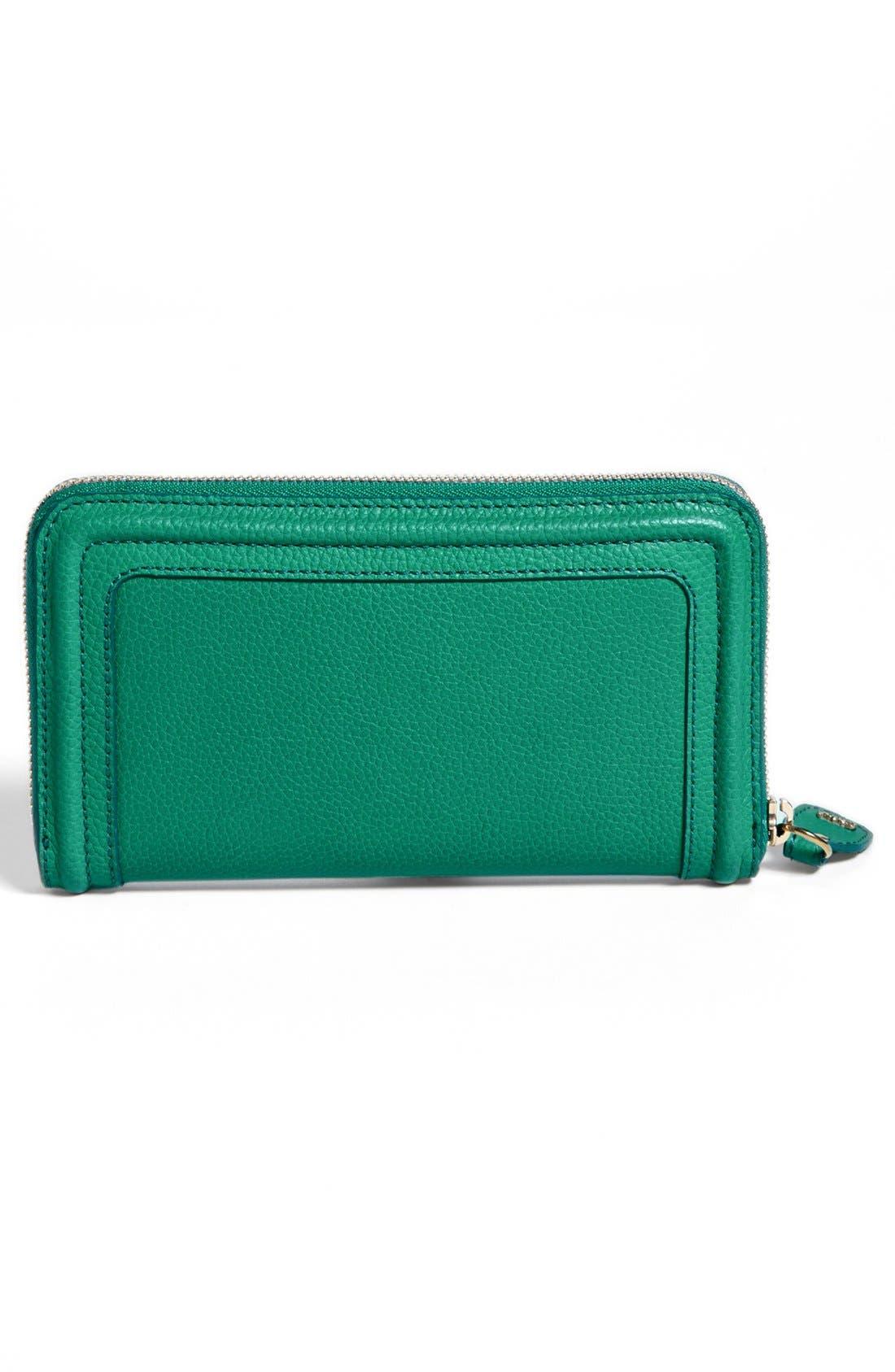 Alternate Image 3  - Chloé 'Paraty' Zip Around Calfskin Leather Wallet