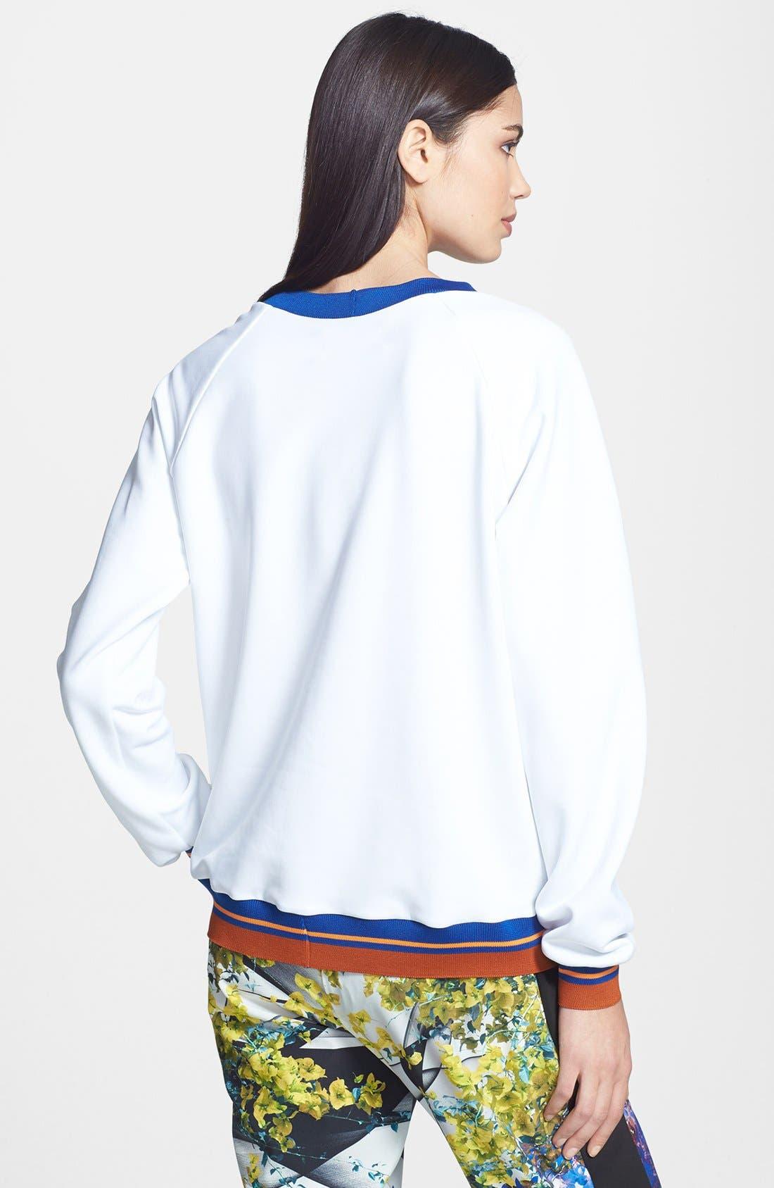 Alternate Image 2  - Clover Canyon 'Eames Couple' Sweatshirt