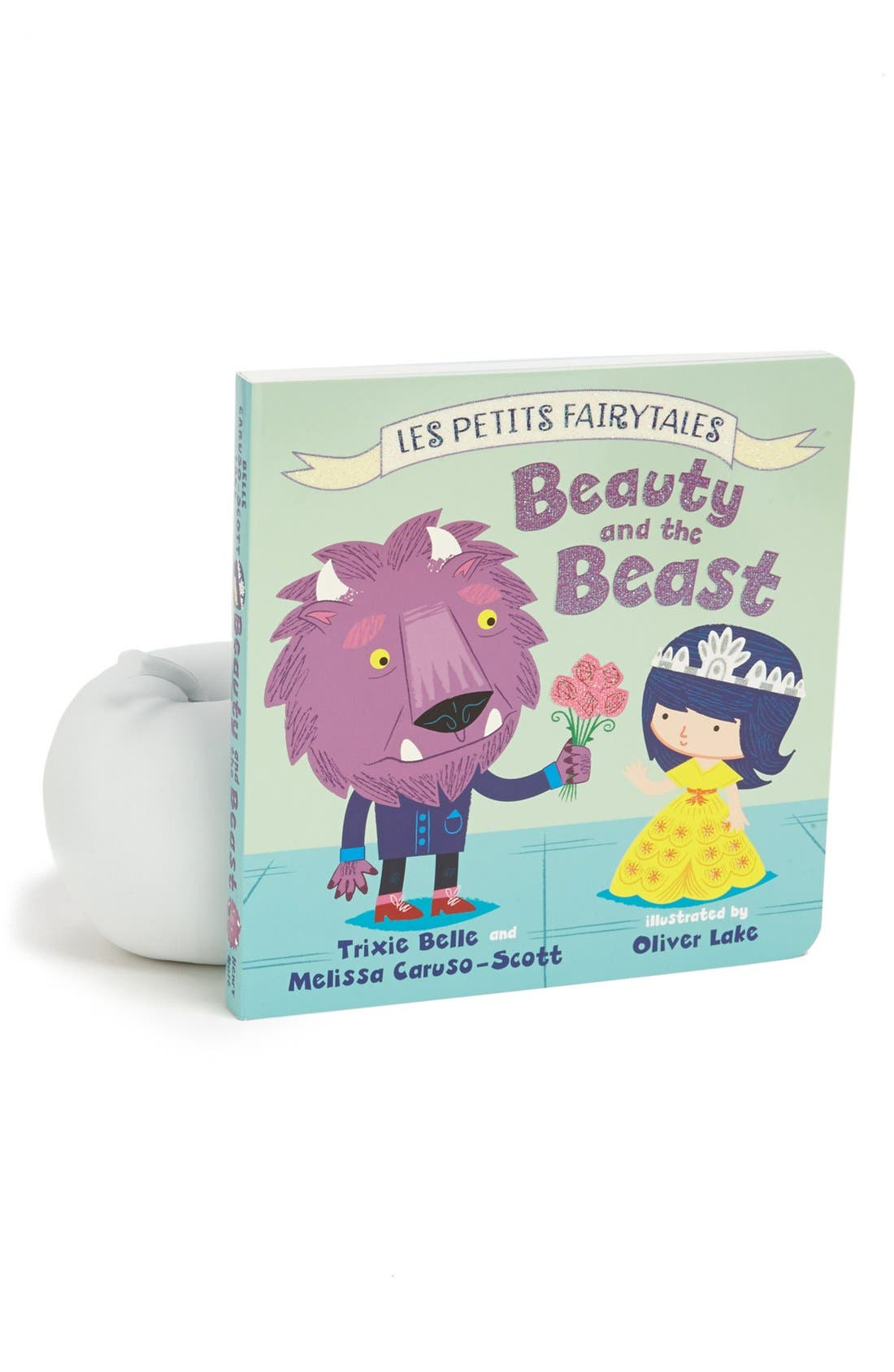 Main Image - Les Petits Fairytales - Beauty and the Beast' Book