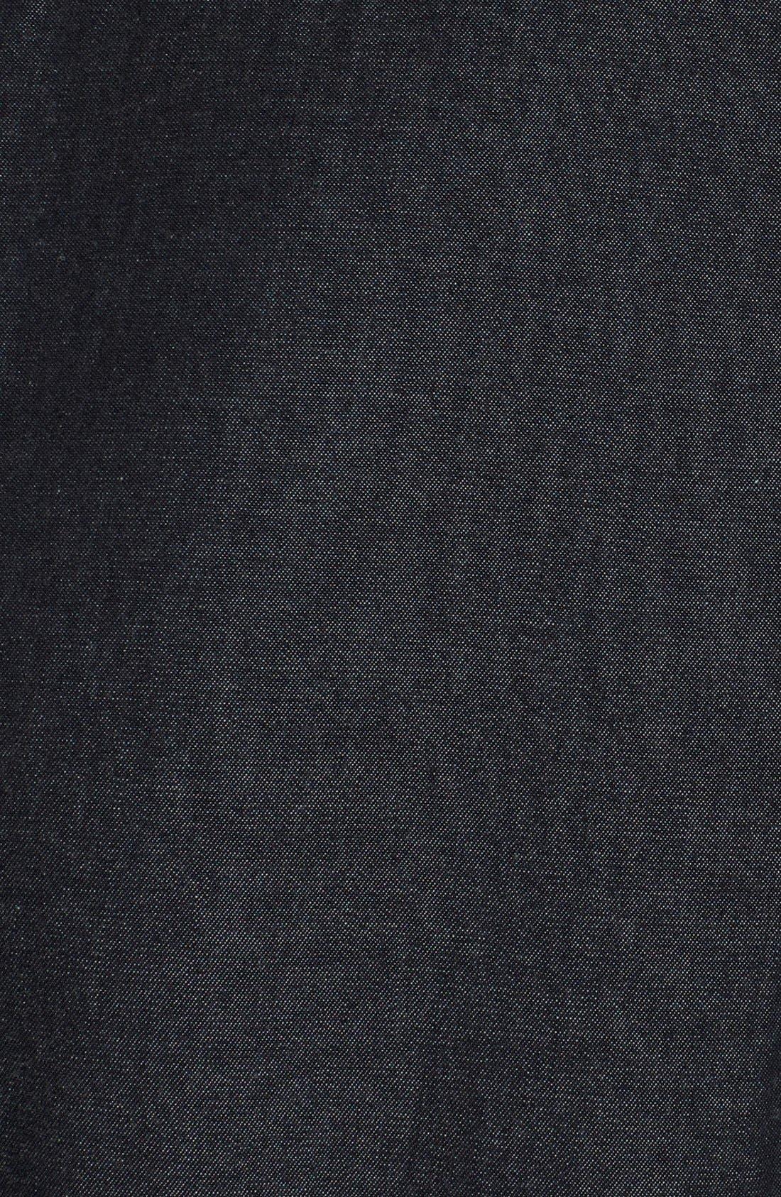 Alternate Image 3  - Descendant of Thieves Chambray Denim Shirt