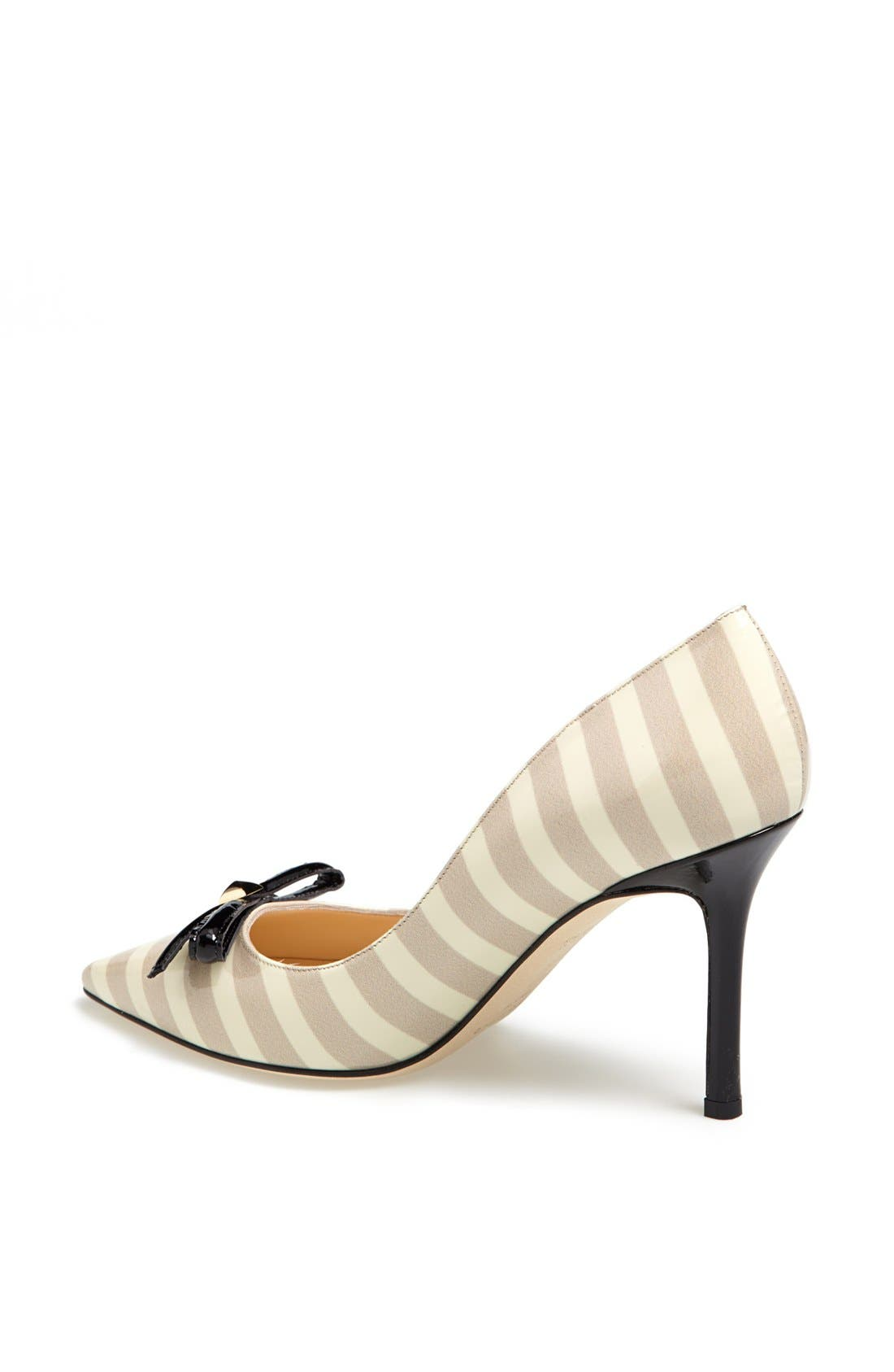 Alternate Image 2  - kate spade new york 'pietra' leather pump