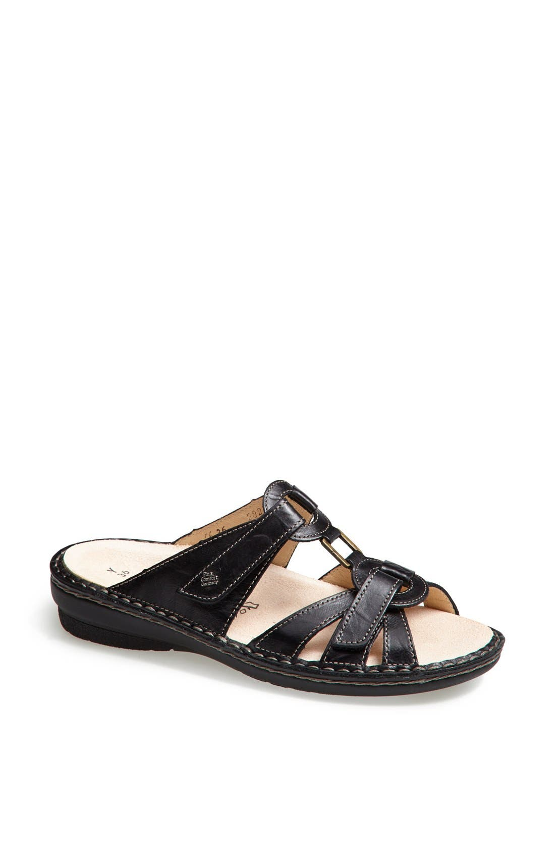 Alternate Image 1 Selected - Finn Comfort 'Cebu' Leather Sandal