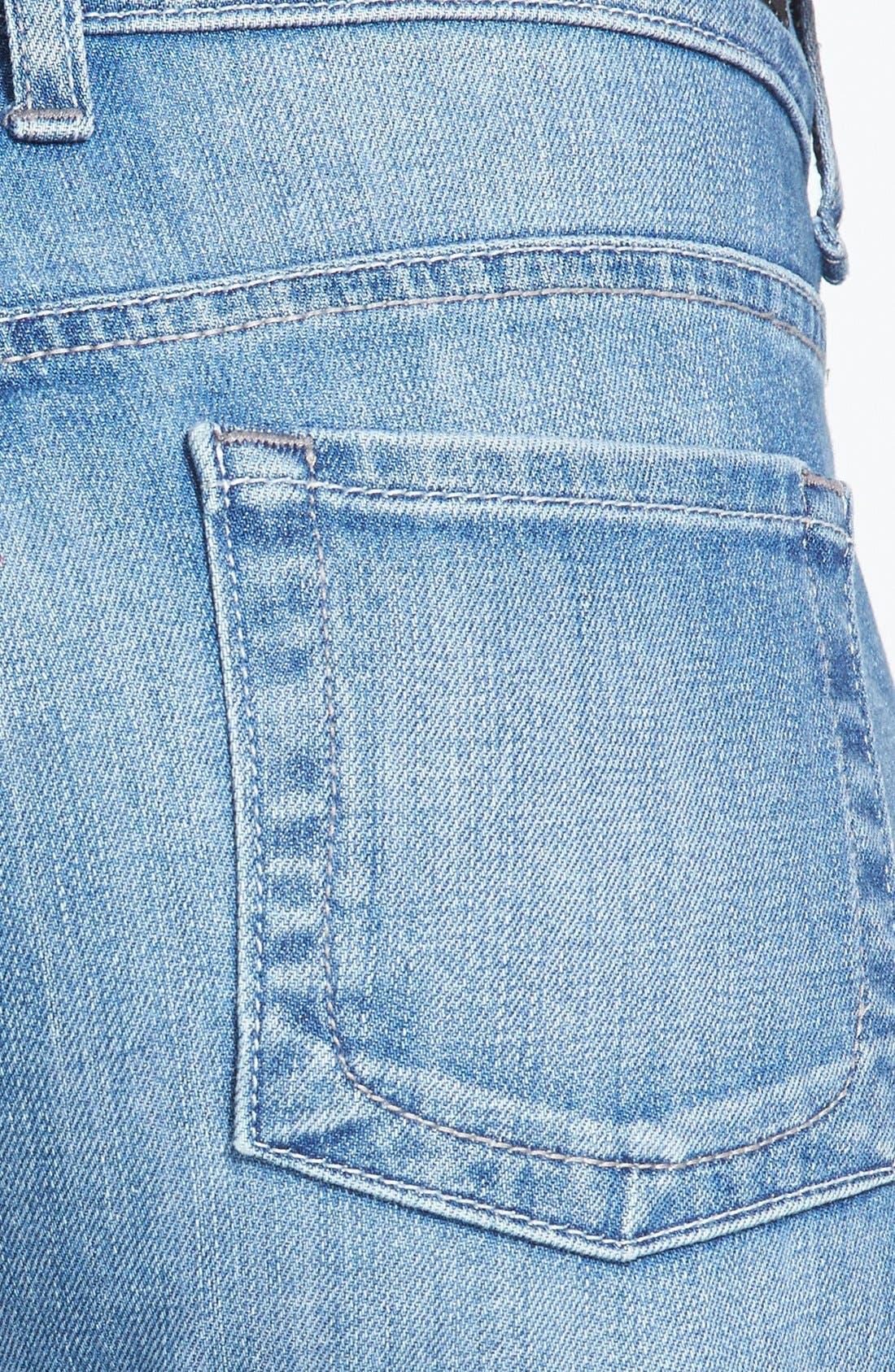 Alternate Image 3  - KUT from the Kloth 'Catherine' Slim Boyfriend Jeans (Exceptional) (Regular & Petite)