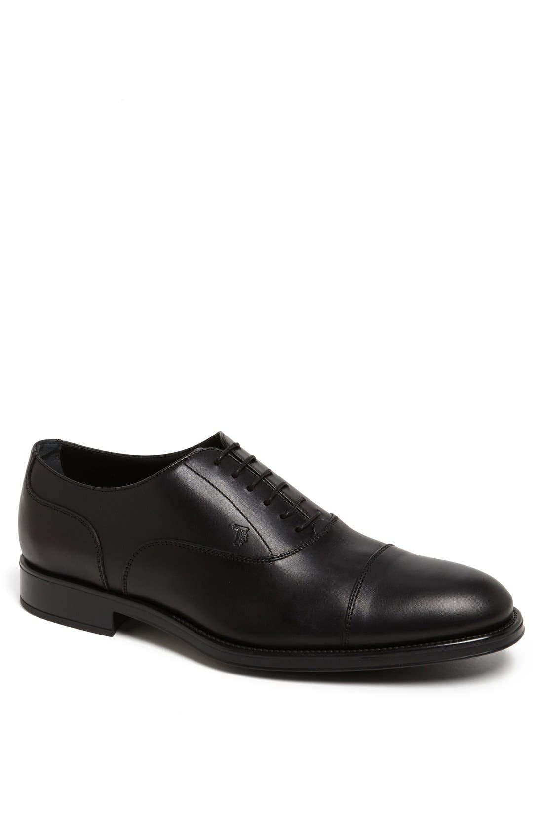 Tod's 'Francesina' Cap Toe Oxford