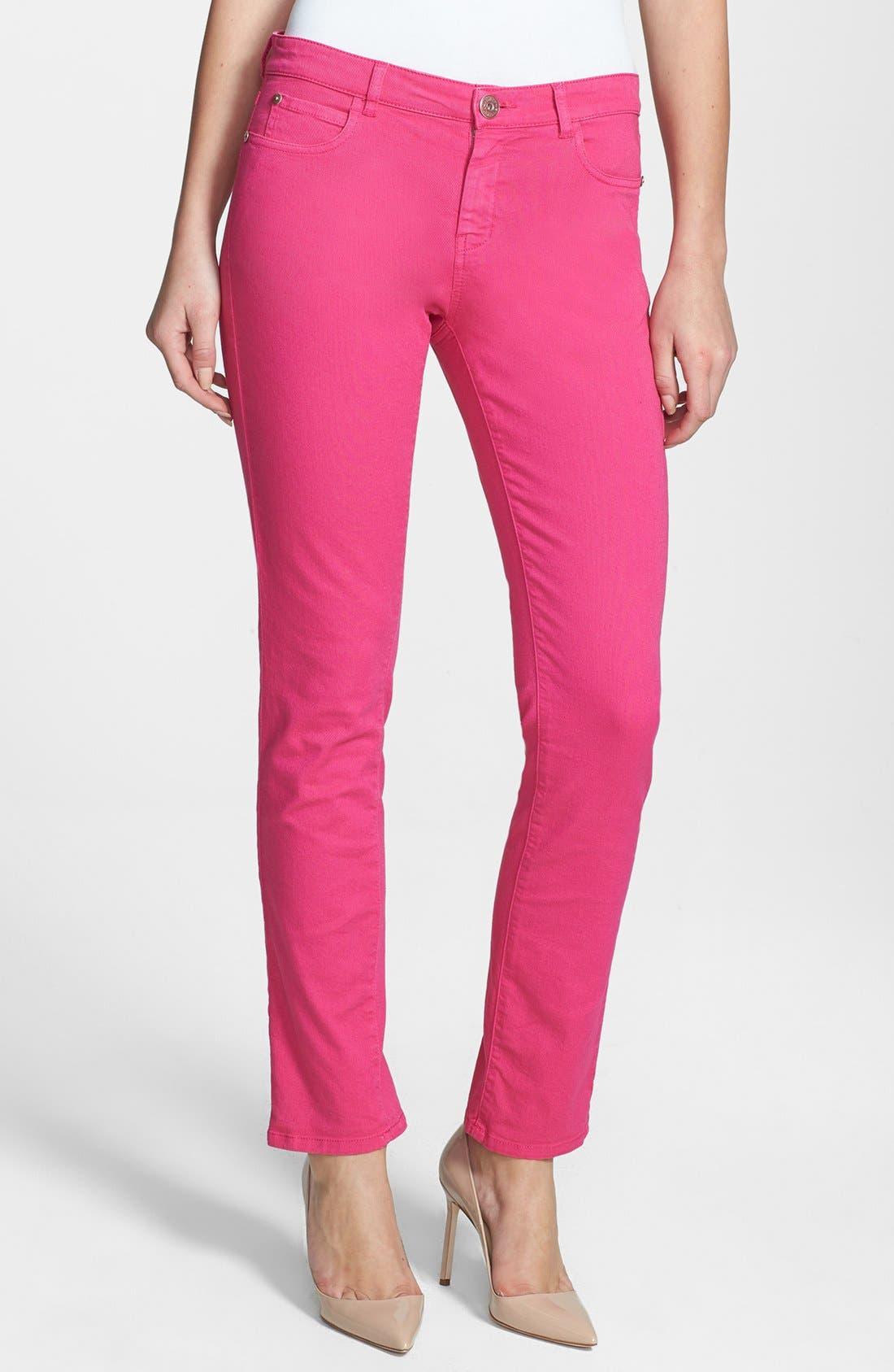 Alternate Image 1 Selected - Weekend Max Mara 'Gitano' Stretch Cotton Pants