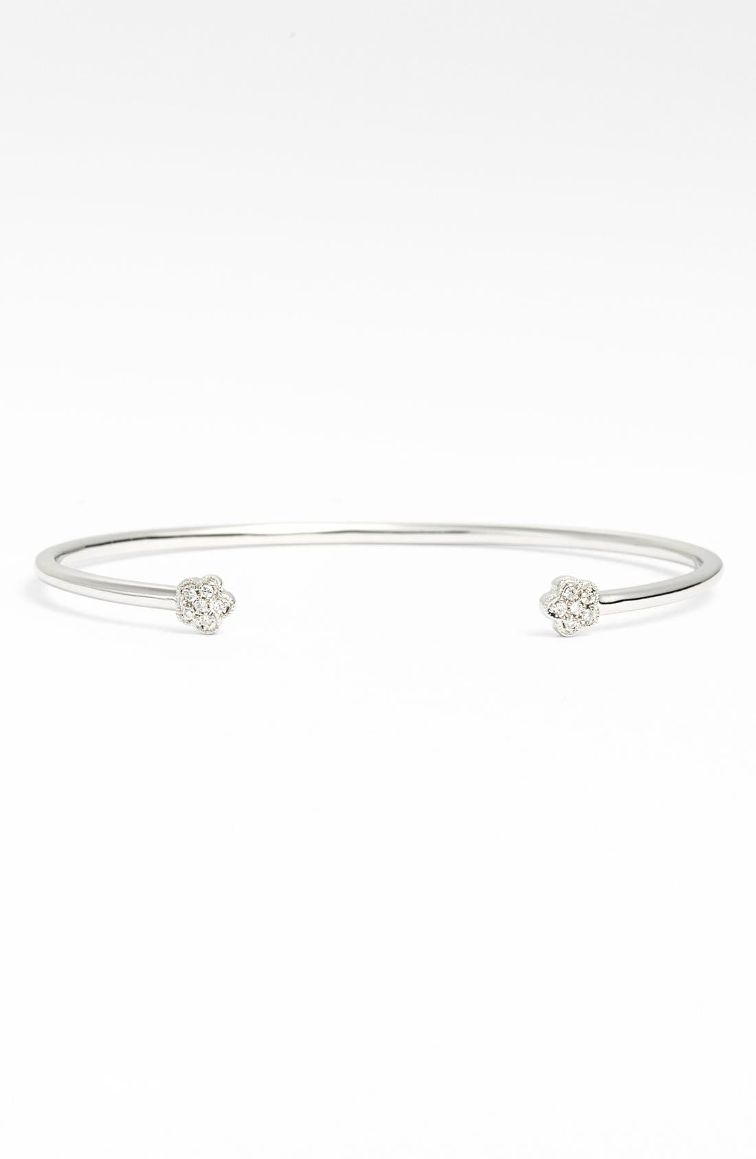 Alternate Image 1 Selected - Dana Rebecca Designs 'Sylvie Rose' Diamond Cuff