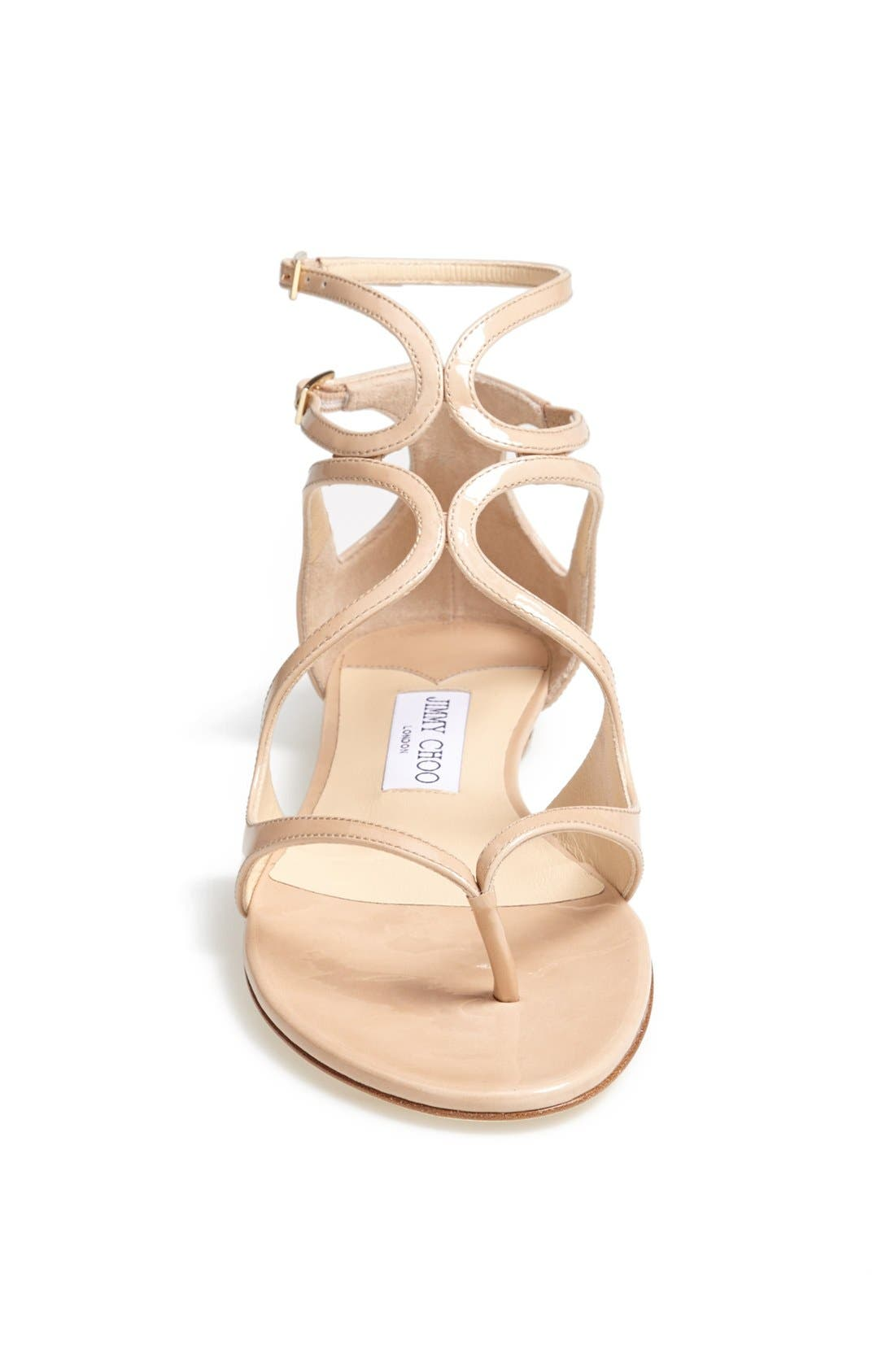 Alternate Image 3  - Jimmy Choo 'Leja' Thong Sandal