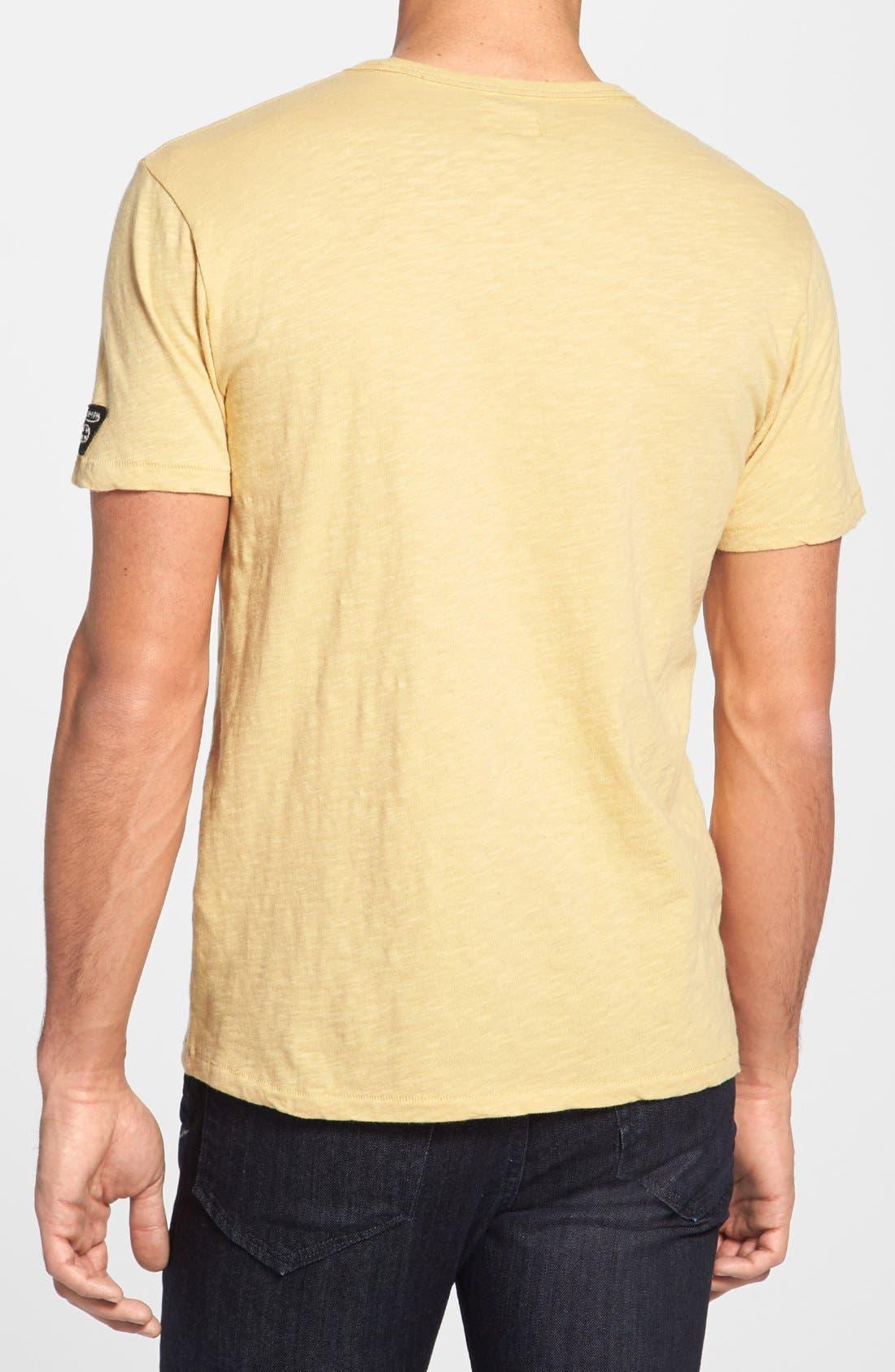Alternate Image 2  - Lucky Brand 'Triumph™' Graphic Crewneck T-Shirt