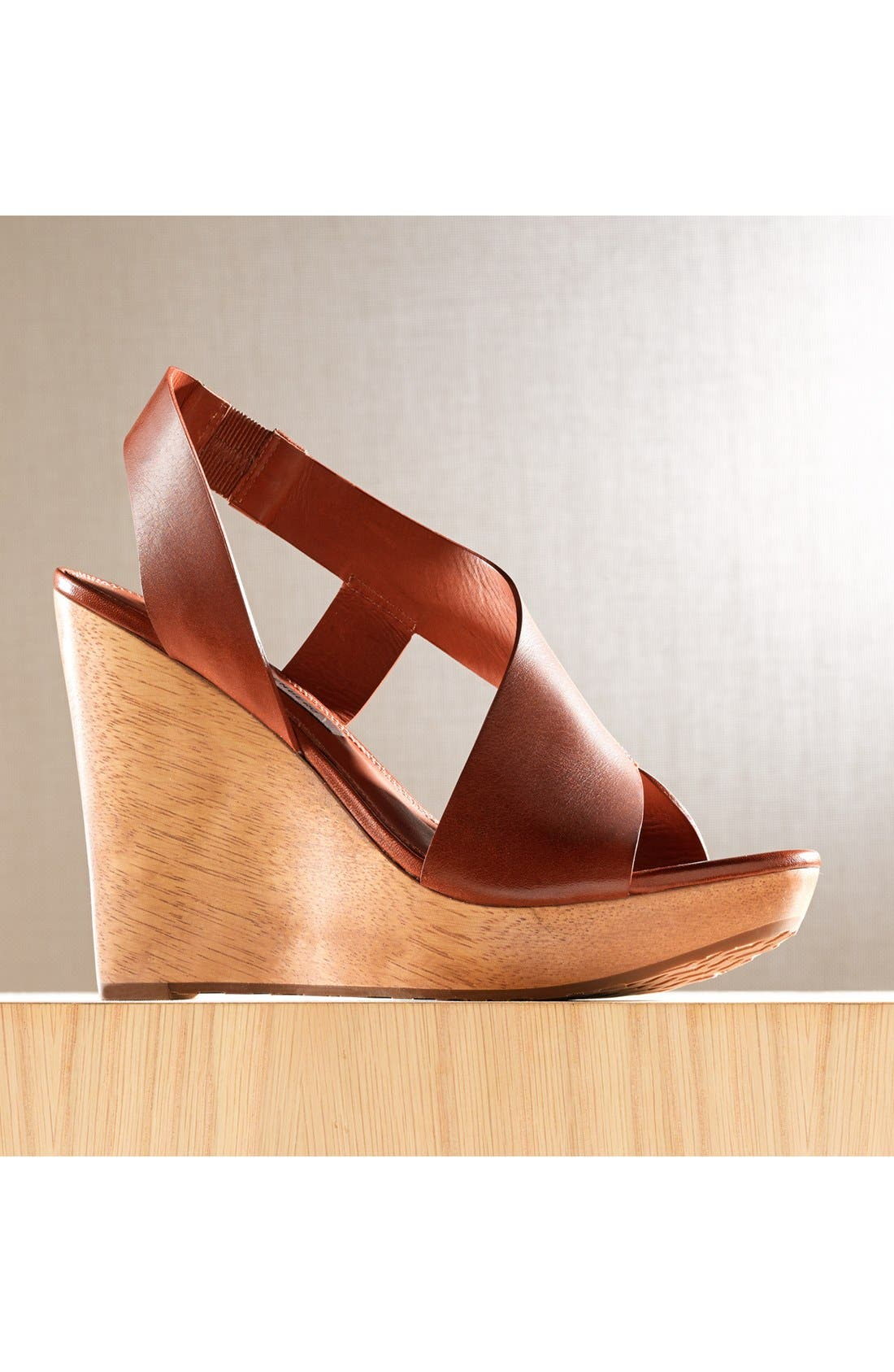 Alternate Image 5  - Diane von Furstenberg 'Sunny' Wedge Sandal