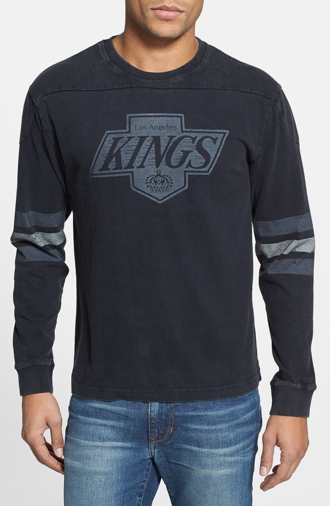 Alternate Image 1 Selected - Red Jacket 'Rover - Luc Robitaille' Long Sleeve Shirt
