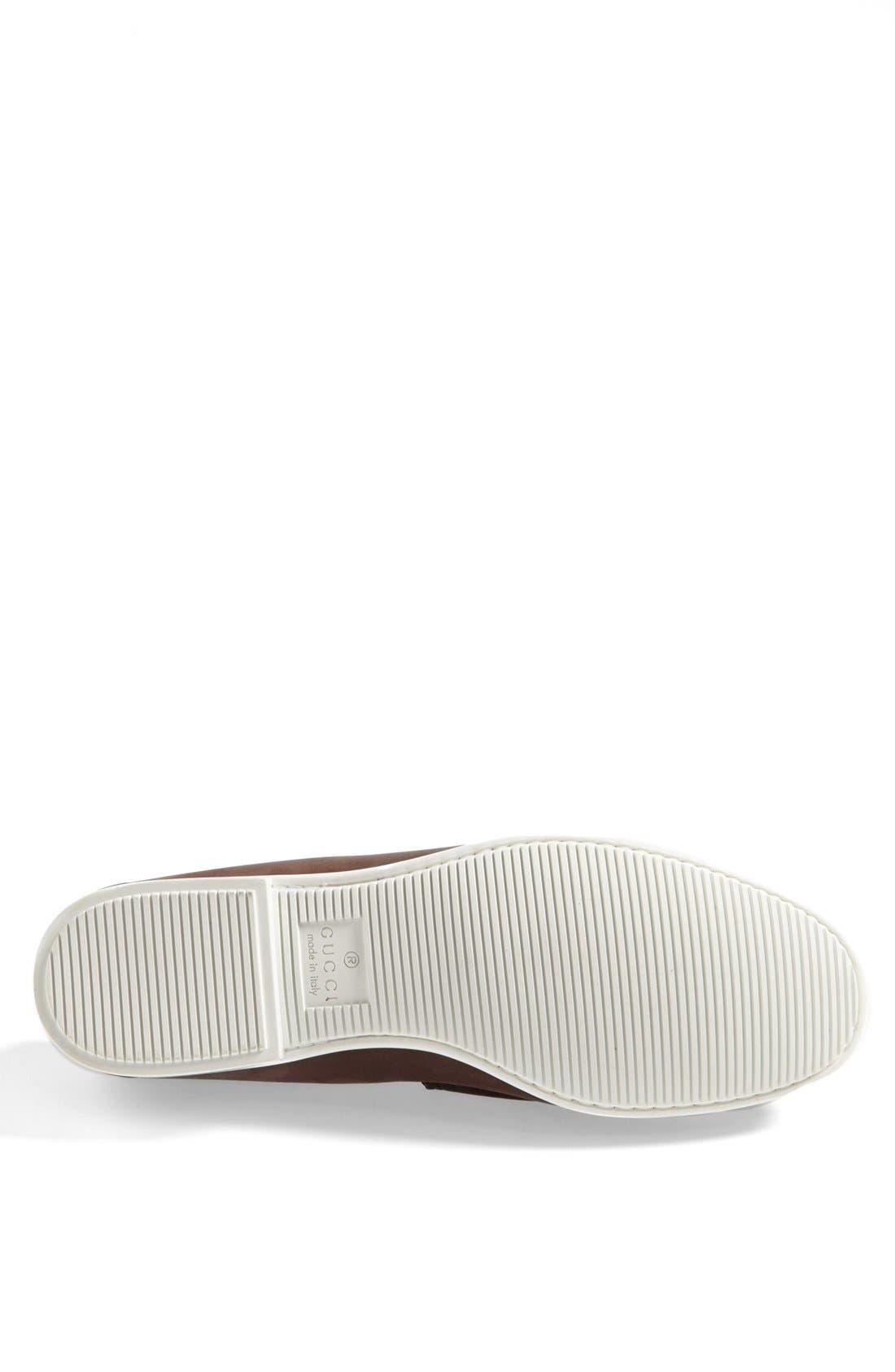 Alternate Image 4  - Gucci 'Rafer' Bit Loafer