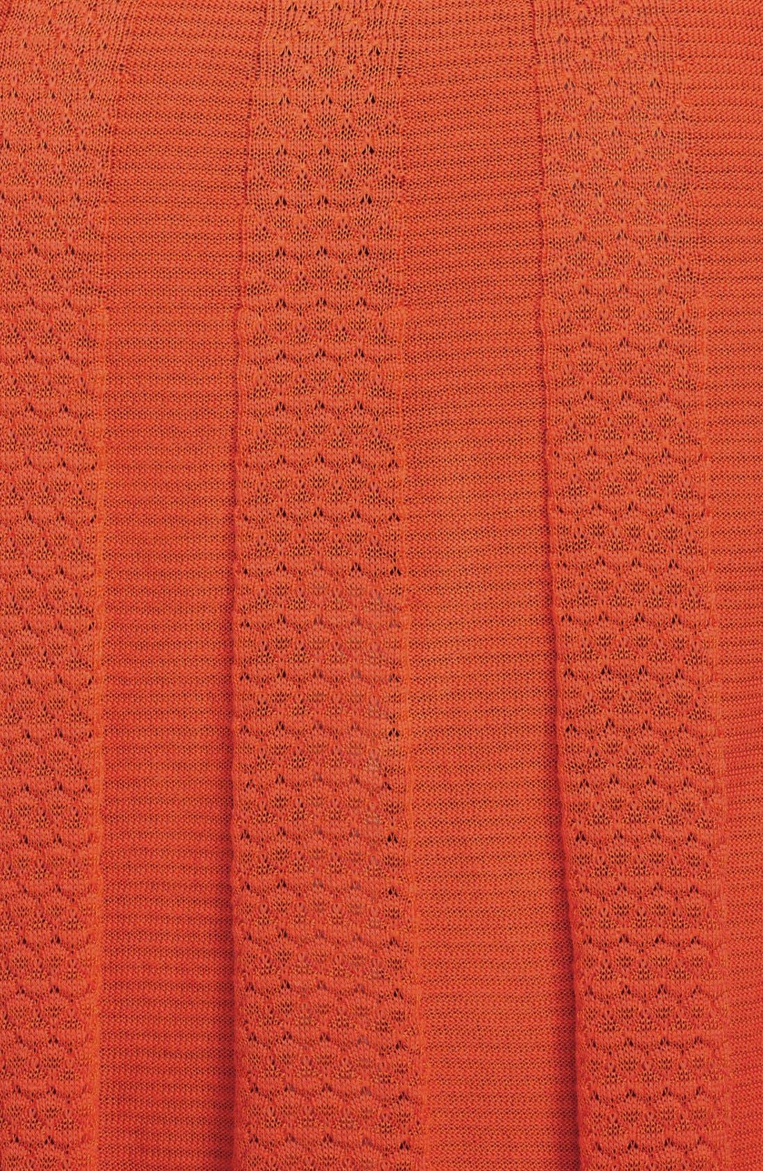 Alternate Image 3  - M Missoni Sleeveless V-Neck Knit Dress