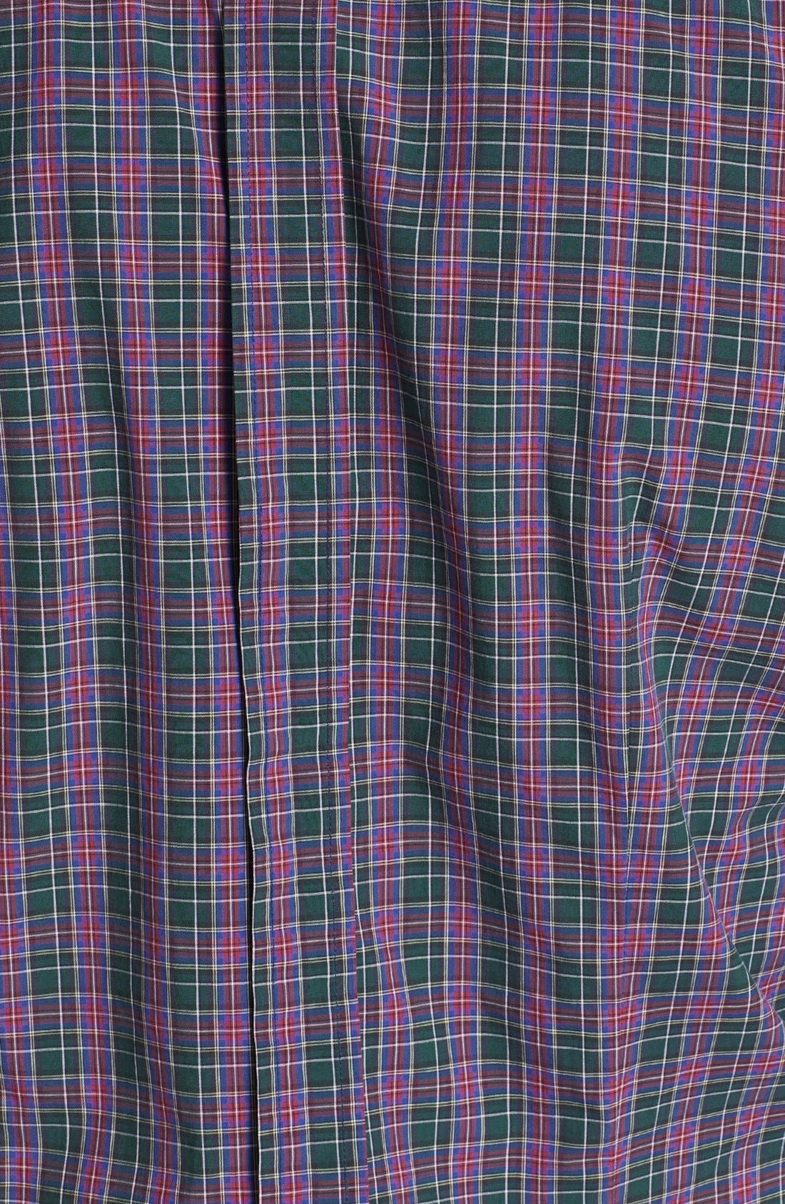 Alternate Image 3  - Band of Outsiders 'Ranger' Plaid Cotton Shirt
