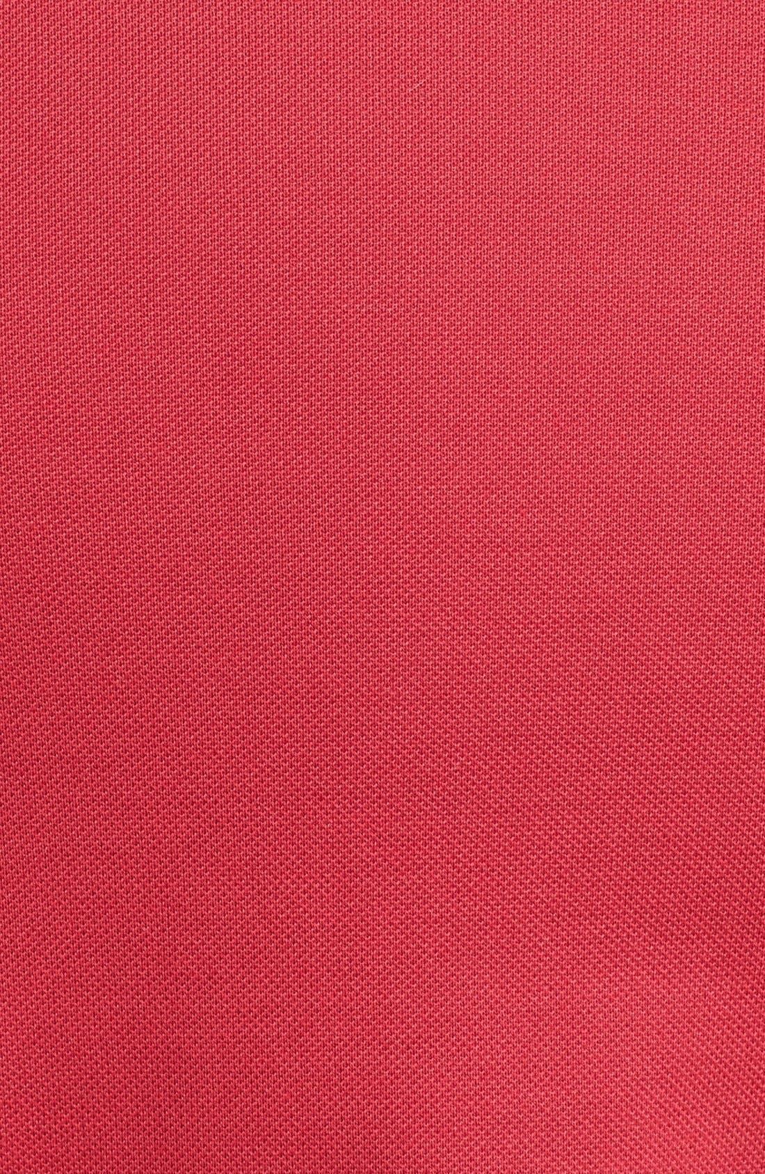 Alternate Image 3  - Lanvin Piqué Polo