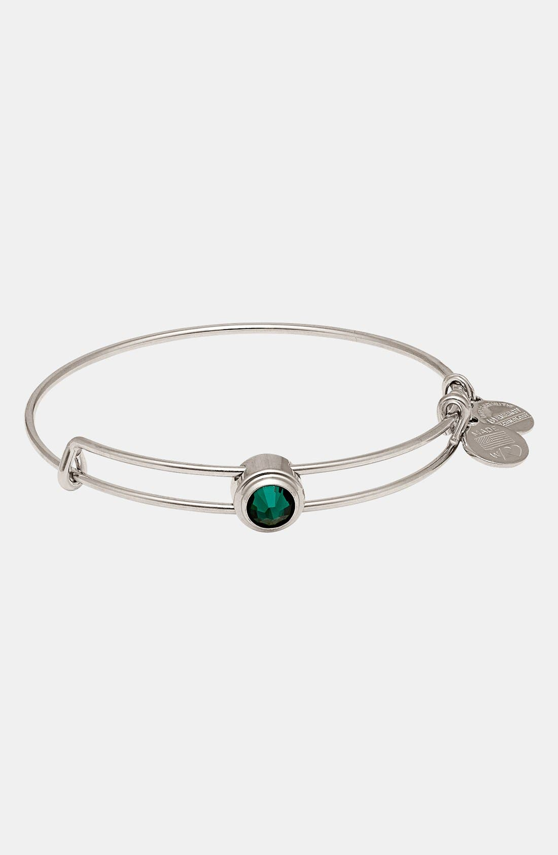 Alternate Image 1 Selected - Alex and Ani Expandable Wire Bangle