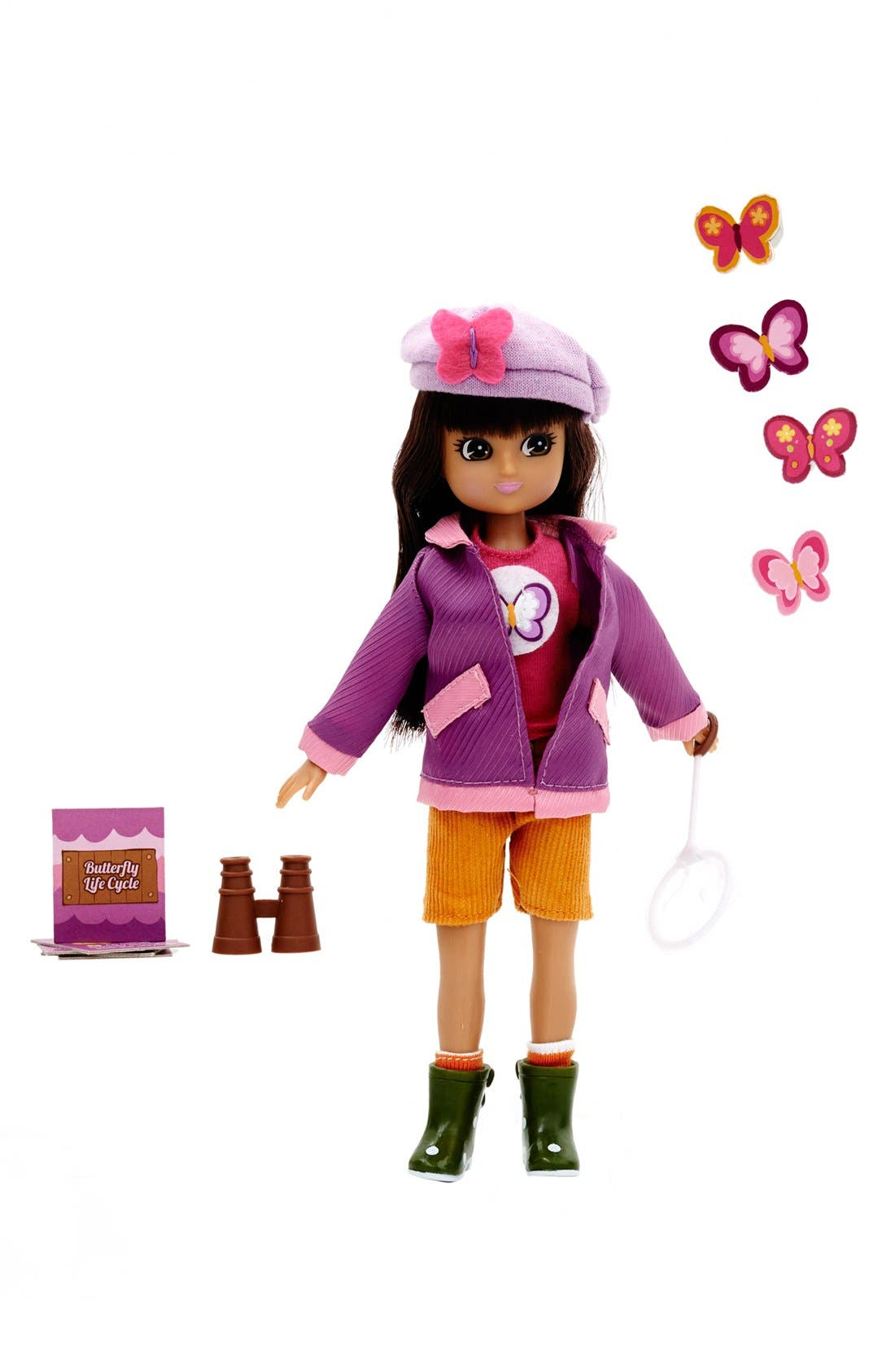 Main Image - Schylling 'Lottie™ - Butterfly Protector' Doll