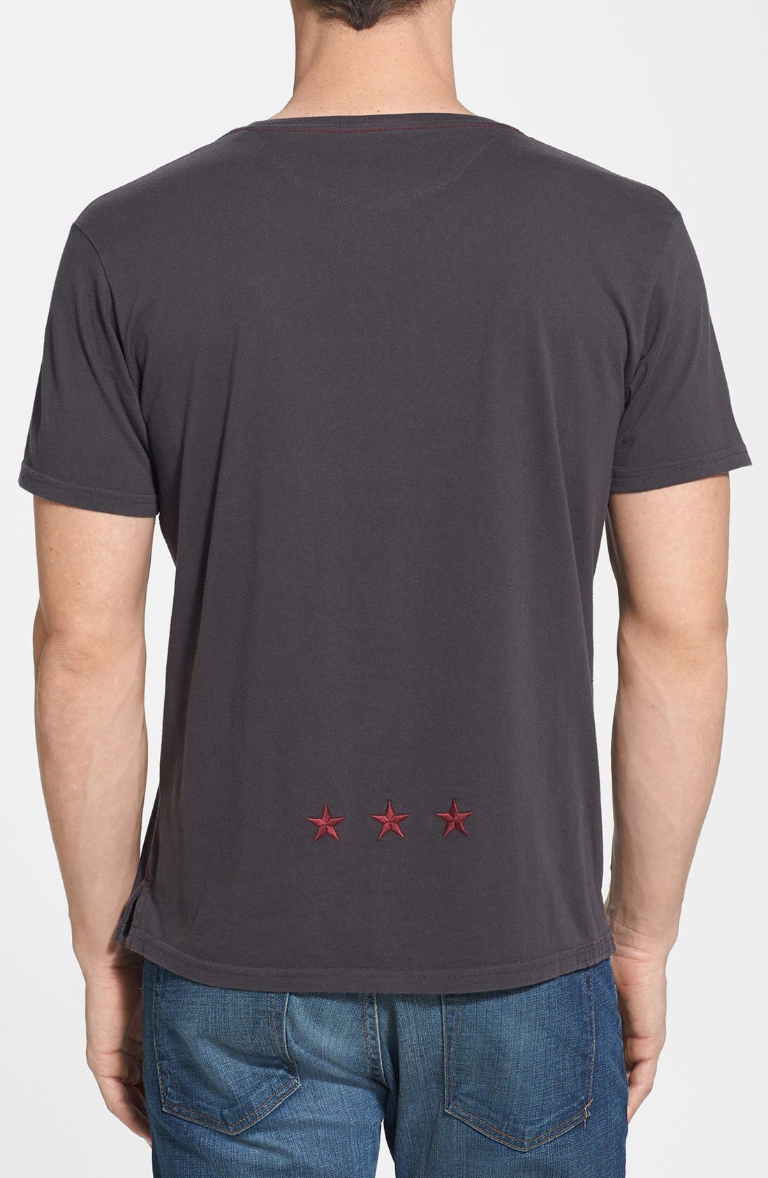 Alternate Image 2  - Robert Graham 'For Those Who Pave' Tailored Fit T-Shirt
