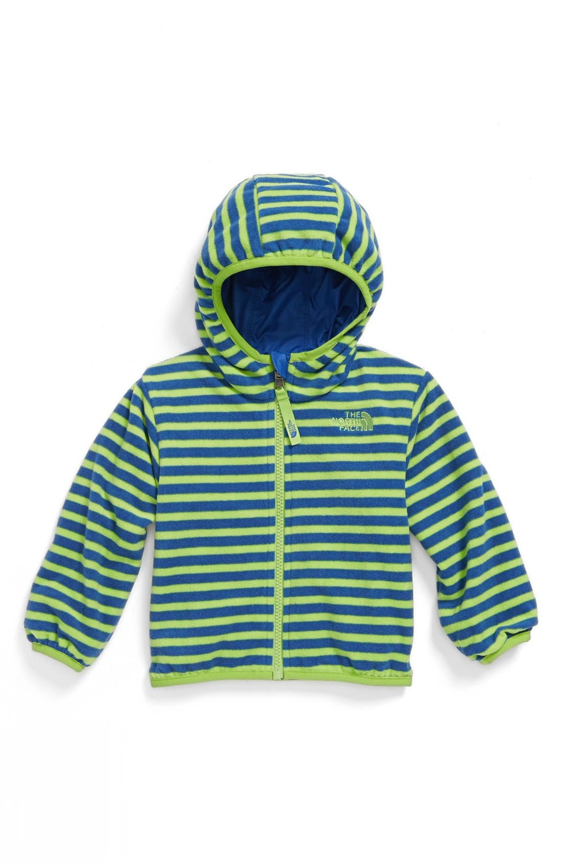 Alternate Image 2  - The North Face 'Scout' Reversible Wind Jacket (Baby Boys)