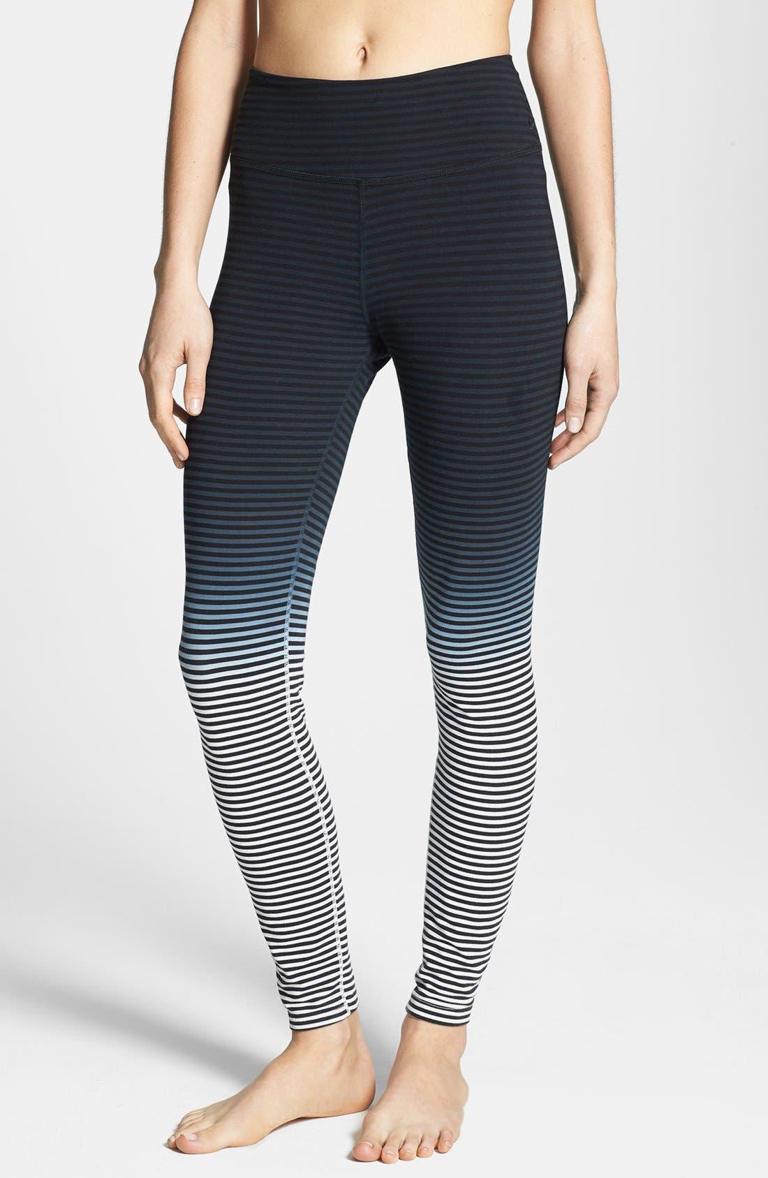 Alternate Image 1 Selected - Nike 'Legend' Dri-FIT Print Tights