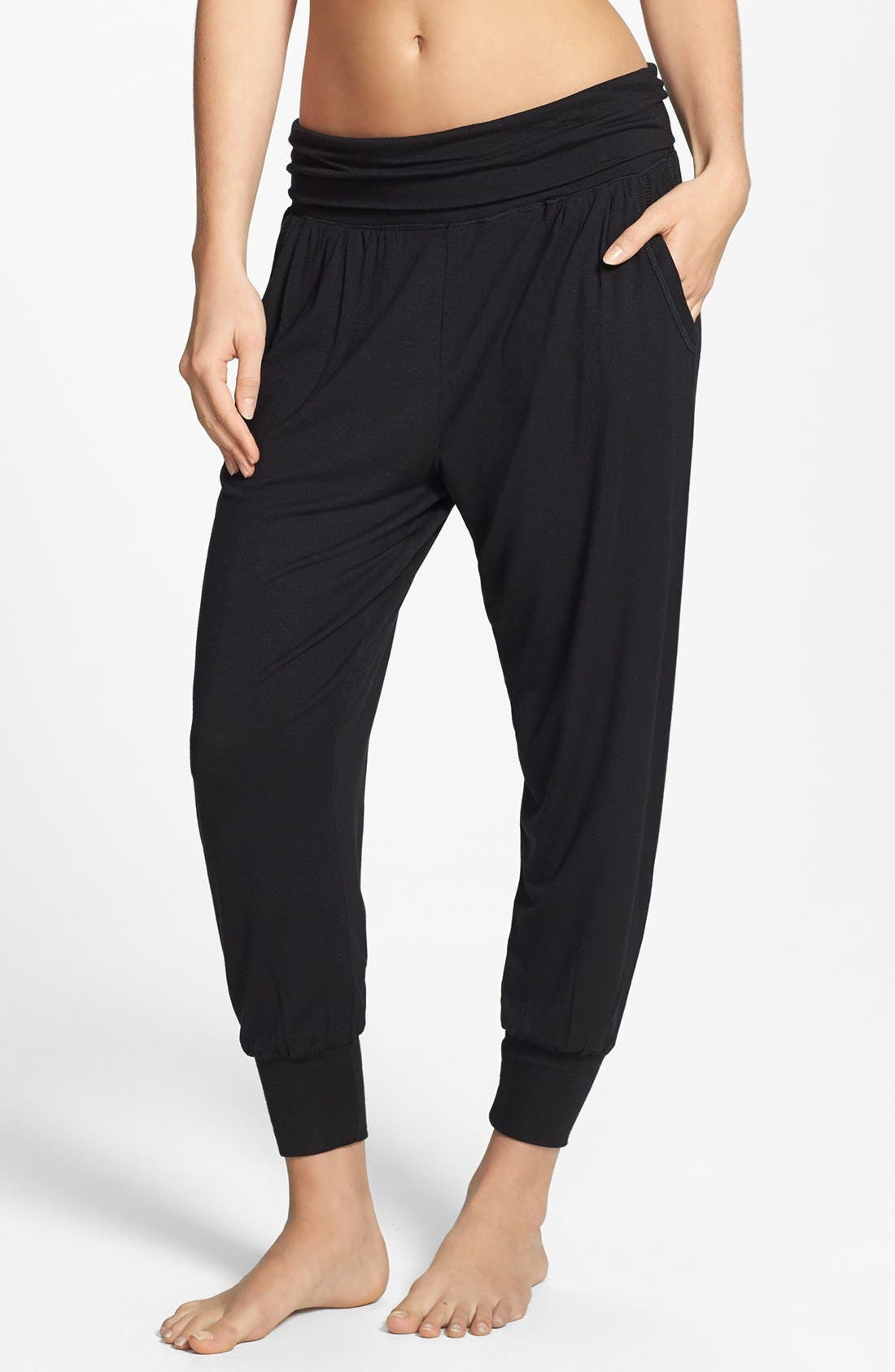 Alternate Image 1 Selected - DKNY 'City Essentials' Capris