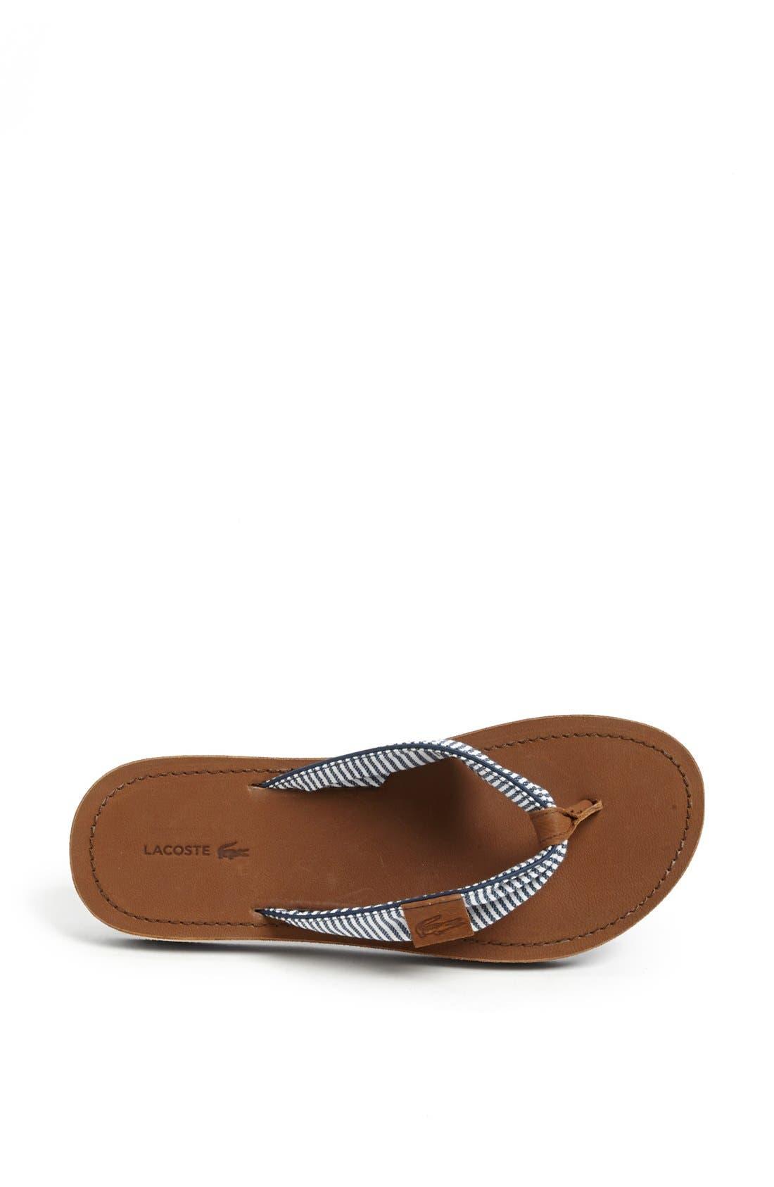 Alternate Image 3  - Lacoste 'Maridell' Sandal