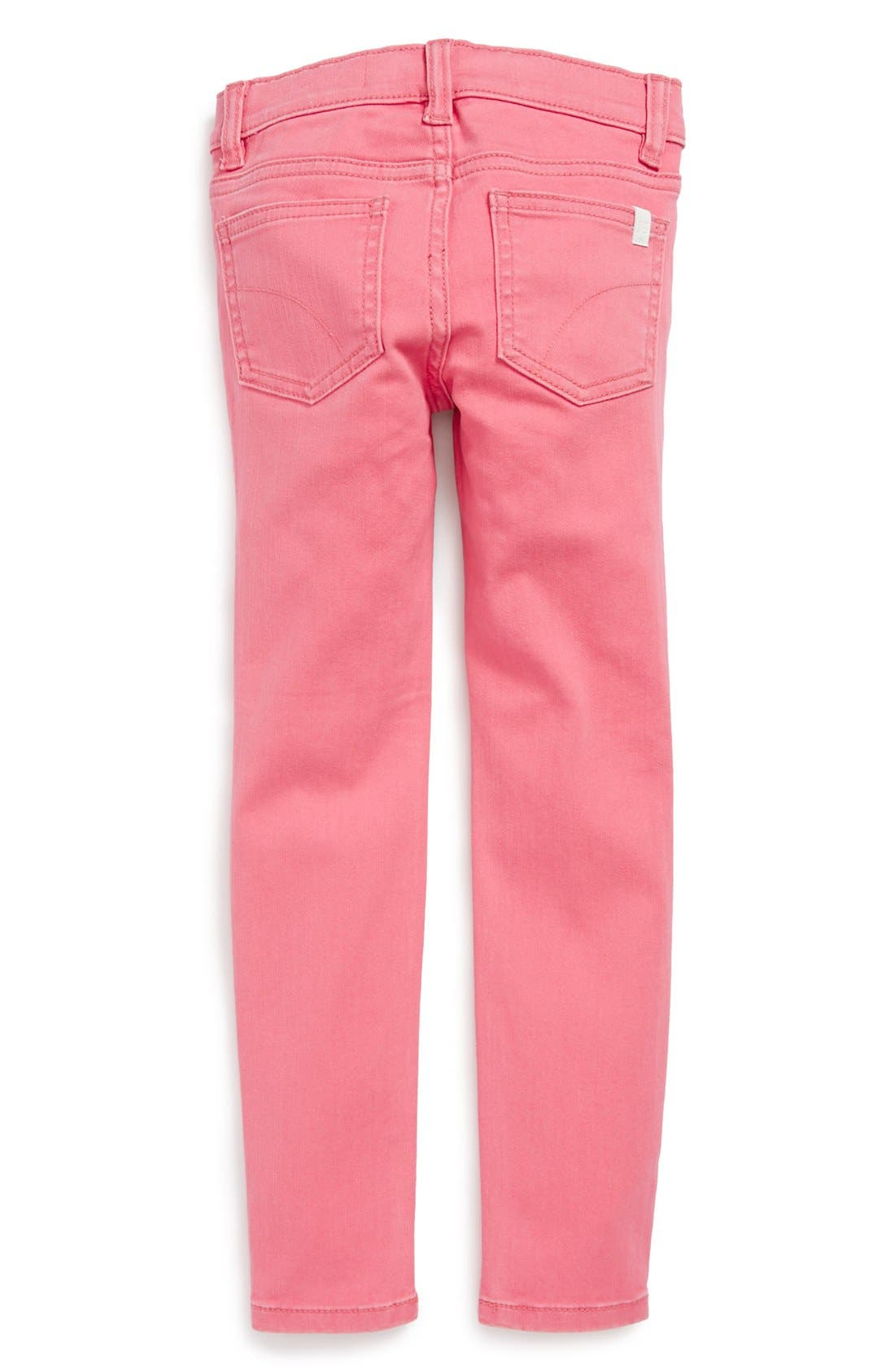 Main Image - Joe's 'Spray Distressed' Jeggings (Little Girls)