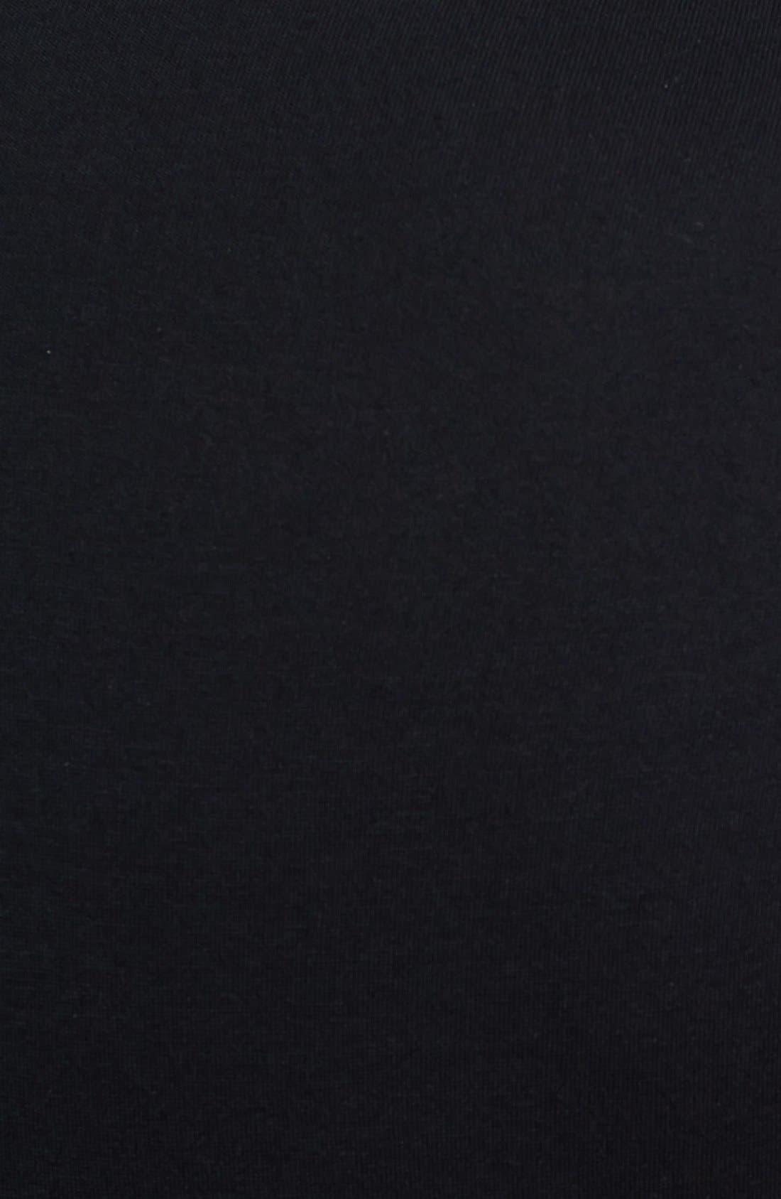 Alternate Image 3  - Helmut Lang Side Detail Jersey Dress